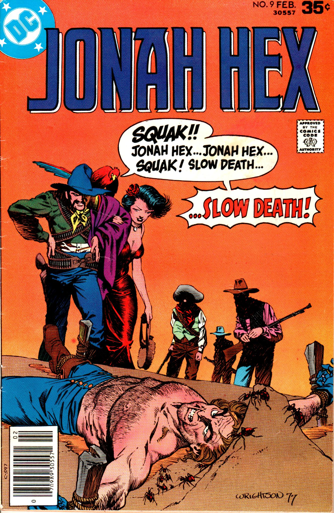 Jonah Hex (1977) 9 Page 1