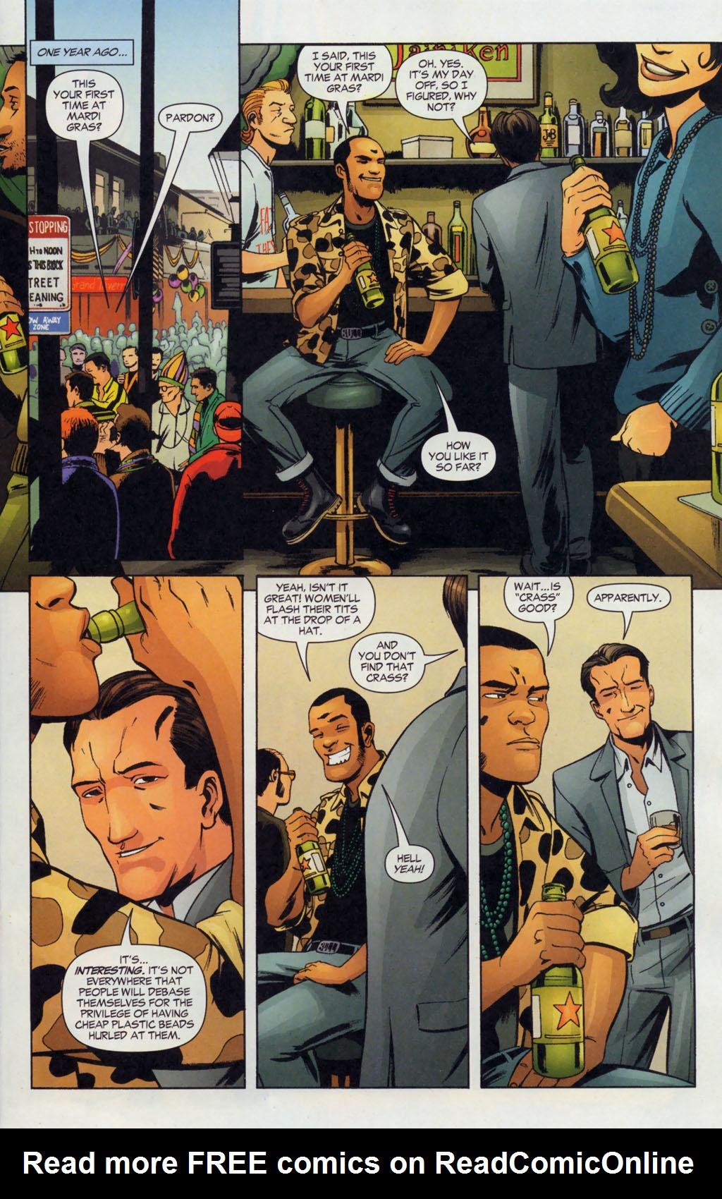 Read online Fallen Angel (2003) comic -  Issue #12 - 2