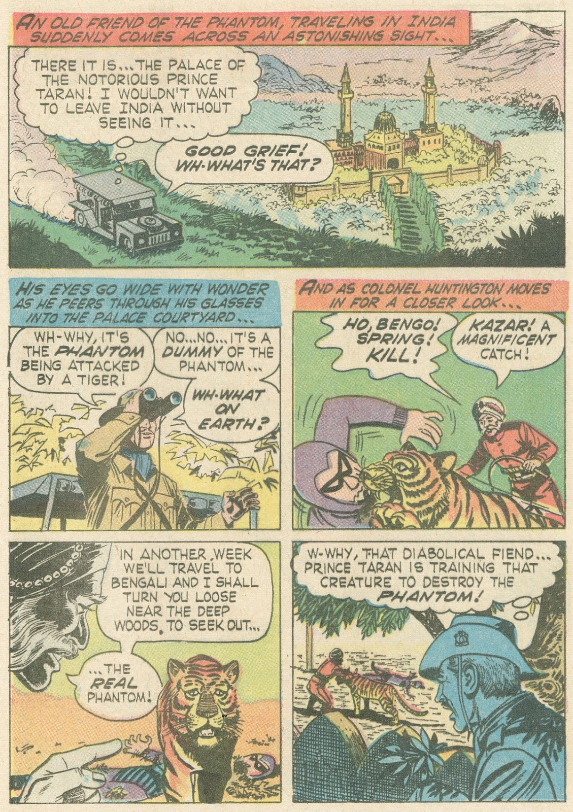 The Phantom (1966) issue 21 - Page 17