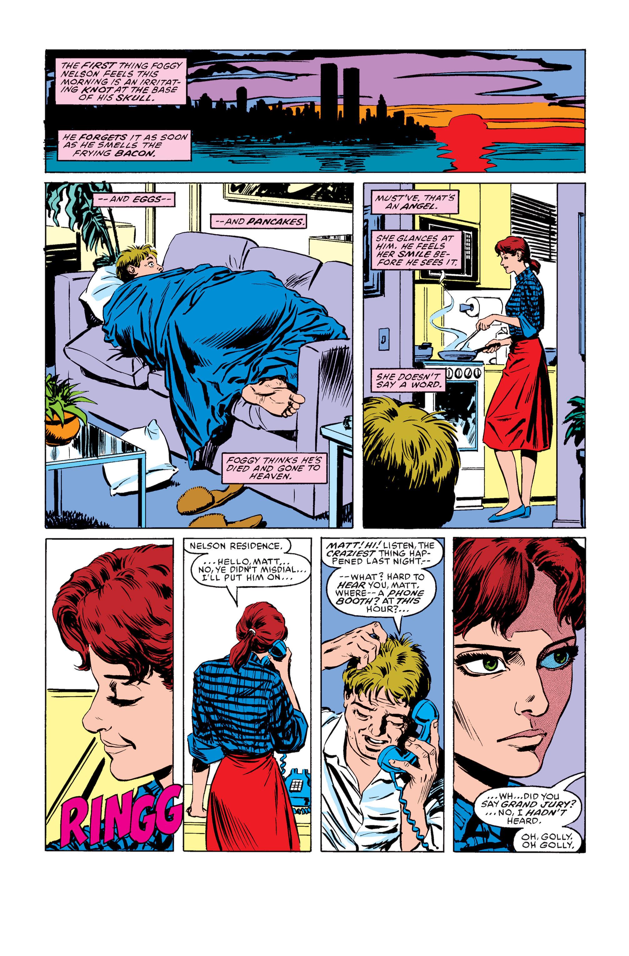 Read online Daredevil: Born Again comic -  Issue # Full - 45