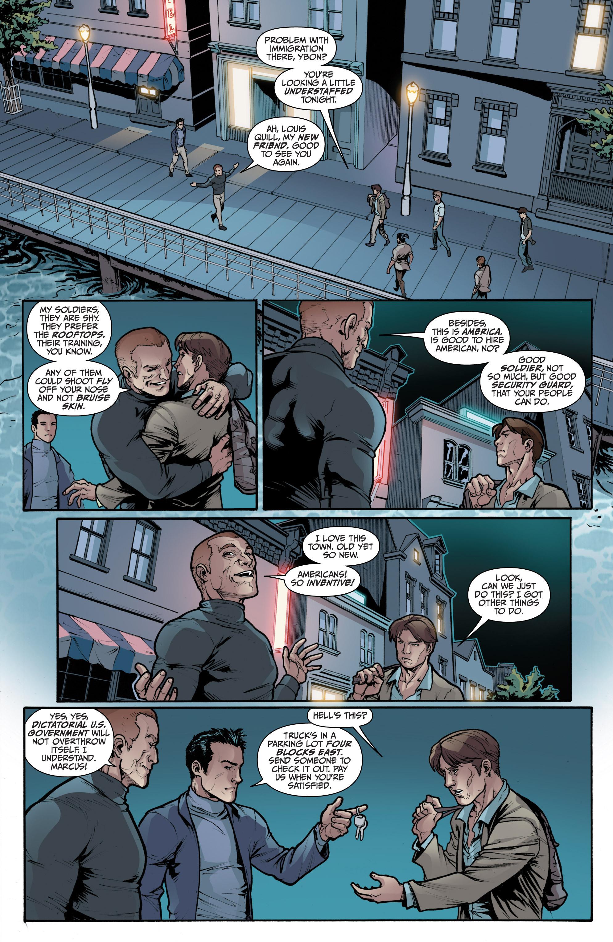 Read online 3 Guns comic -  Issue #2 - 15