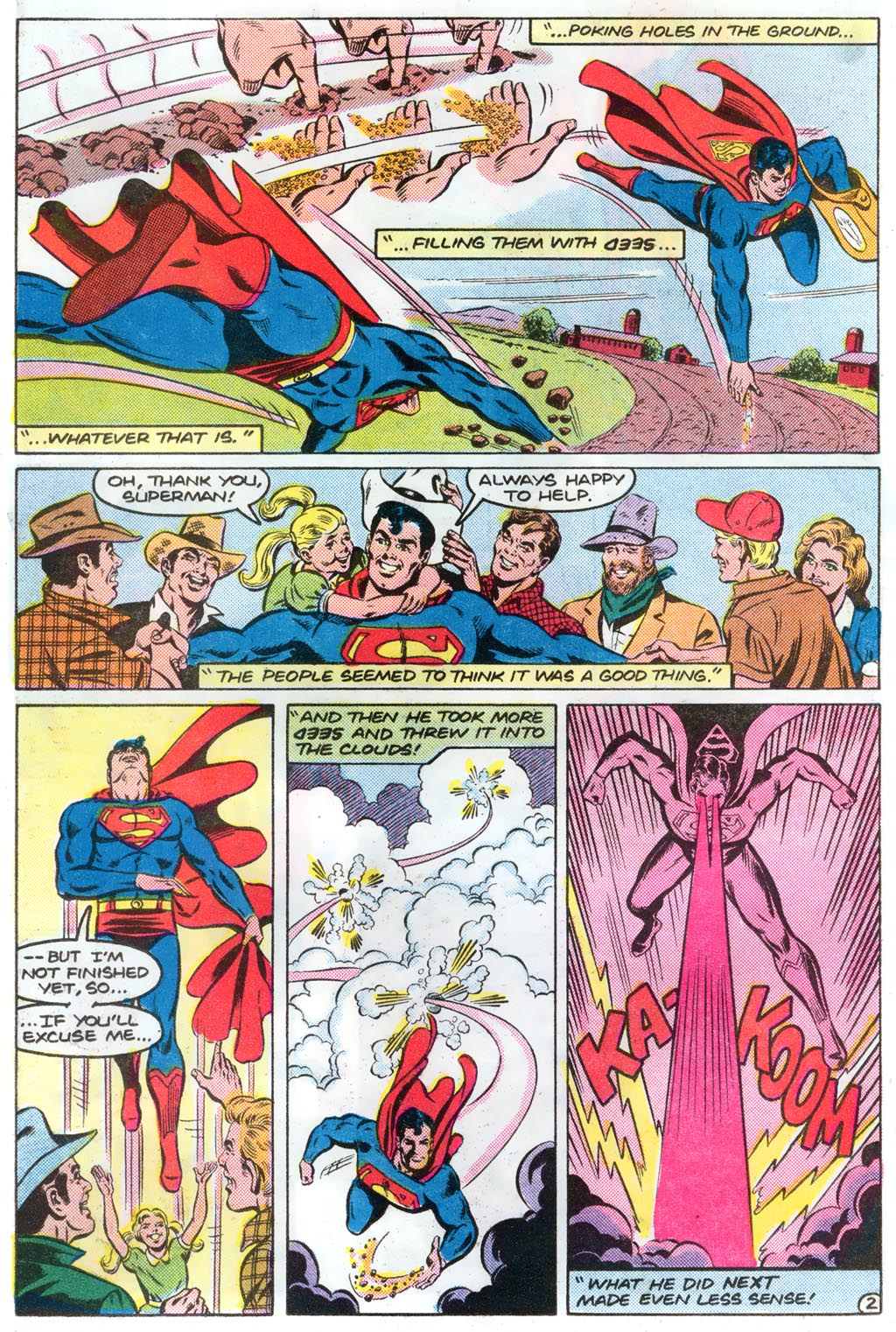 Read online Action Comics (1938) comic -  Issue #574 - 25