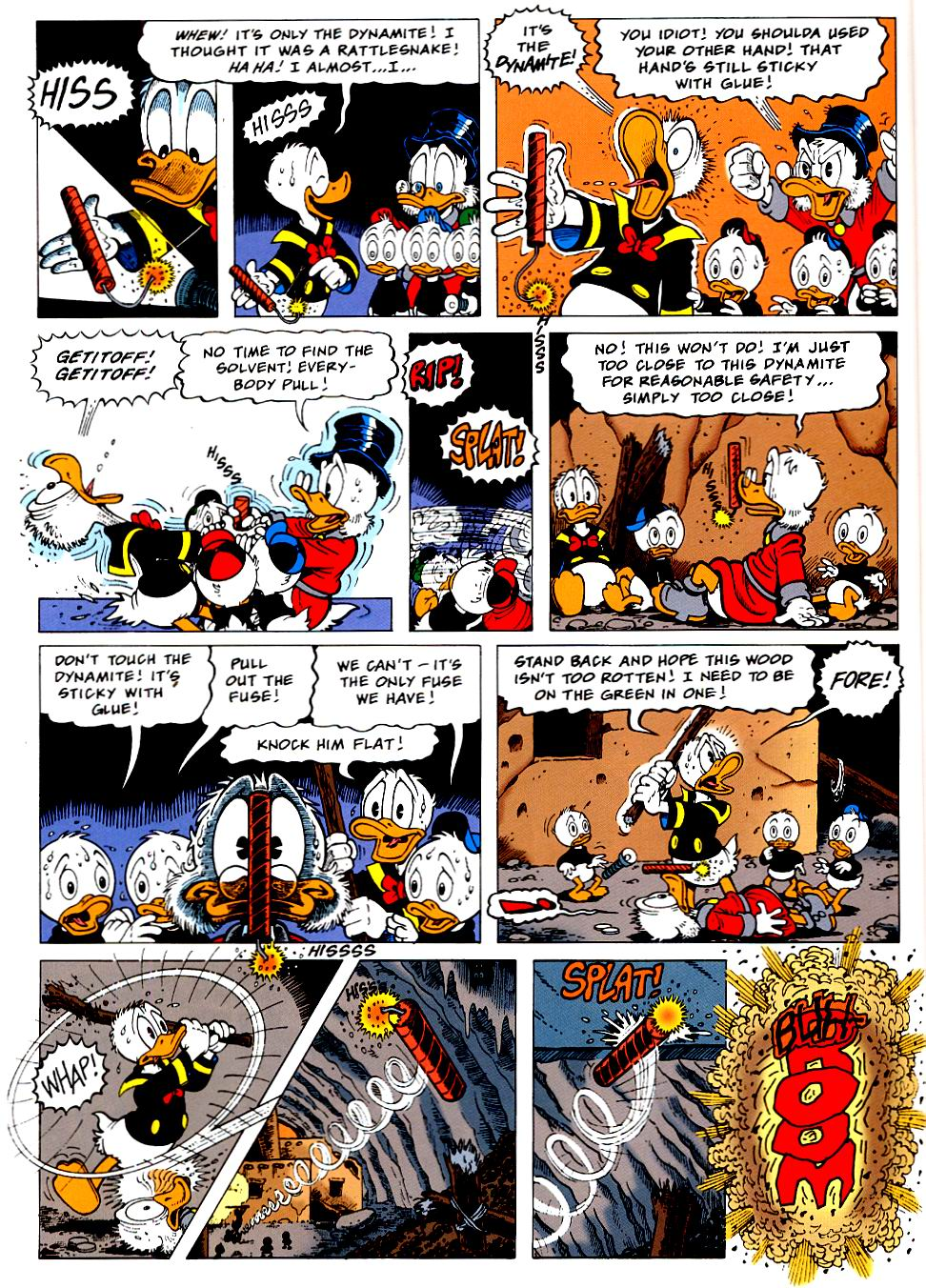 Read online Uncle Scrooge (1953) comic -  Issue #319 - 22