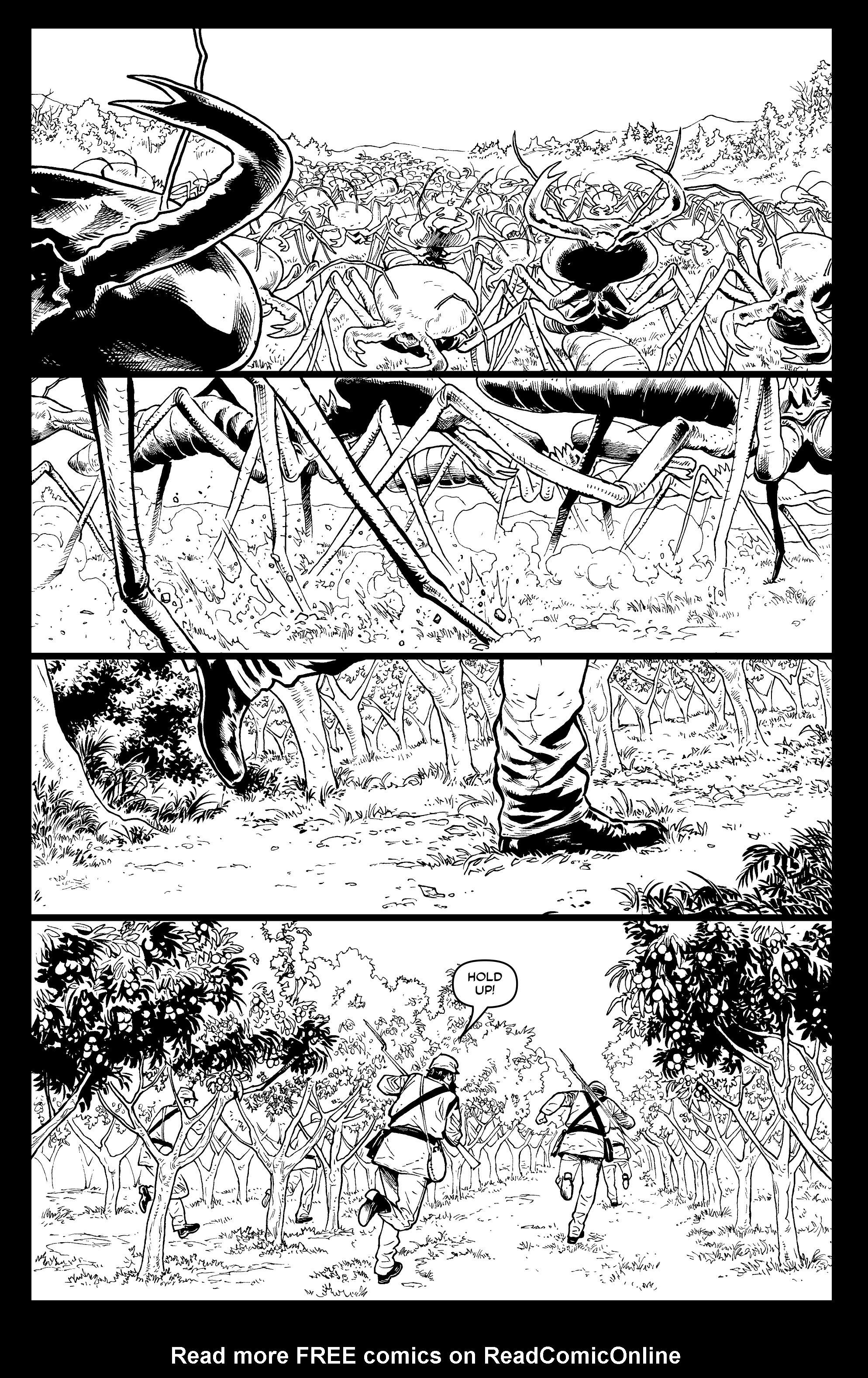 Read online Alan Moore's Cinema Purgatorio comic -  Issue #9 - 26