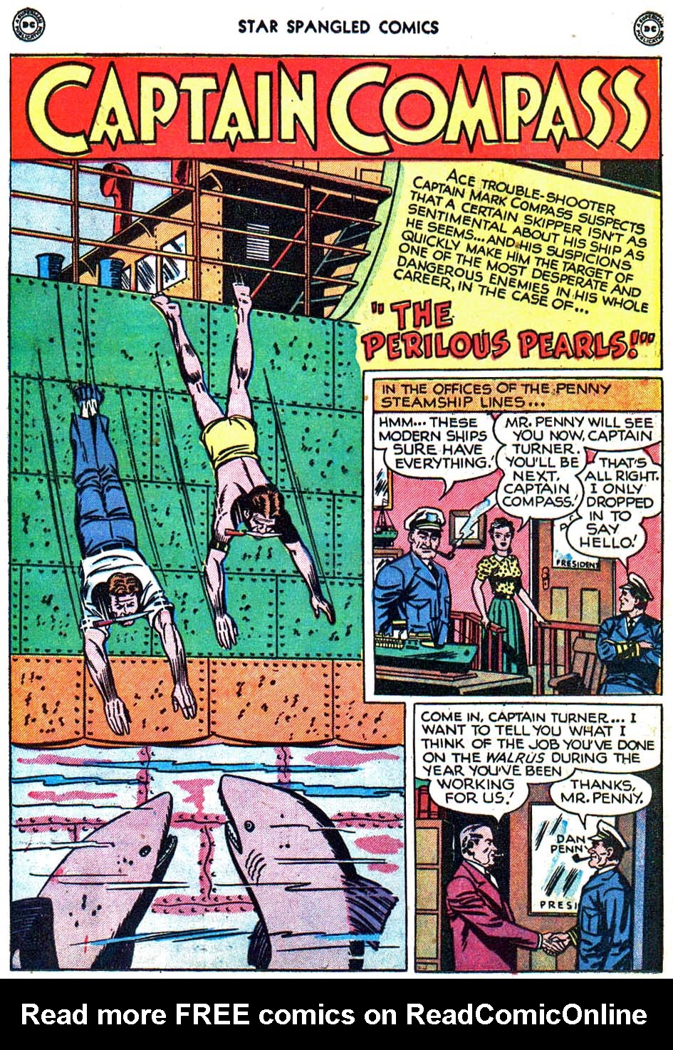 Star Spangled Comics (1941) issue 95 - Page 27