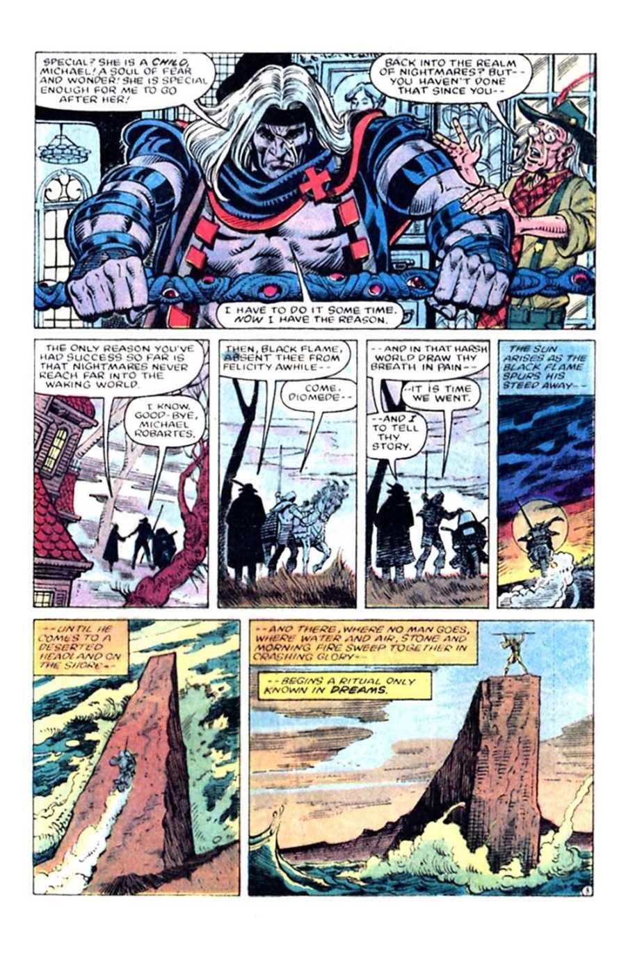 Read online Mars comic -  Issue #5 - 25