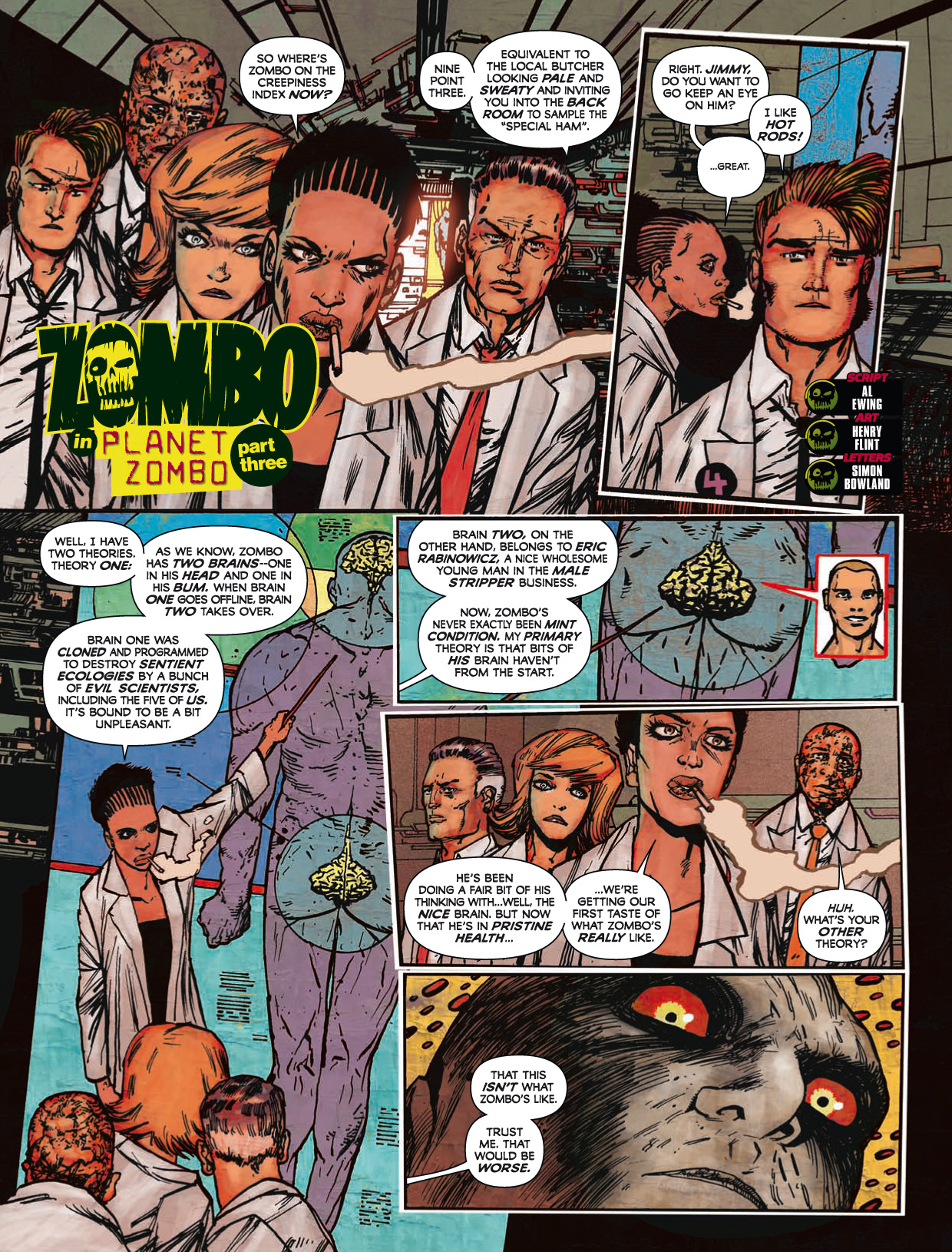 2000 AD 1746 Page 151