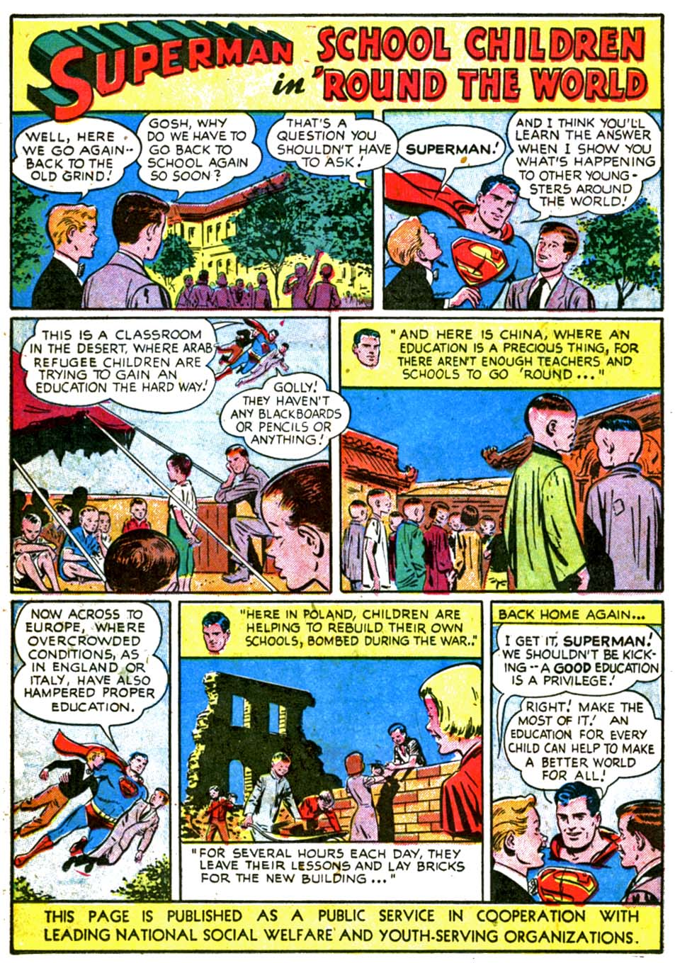 Read online Adventure Comics (1938) comic -  Issue #157 - 38