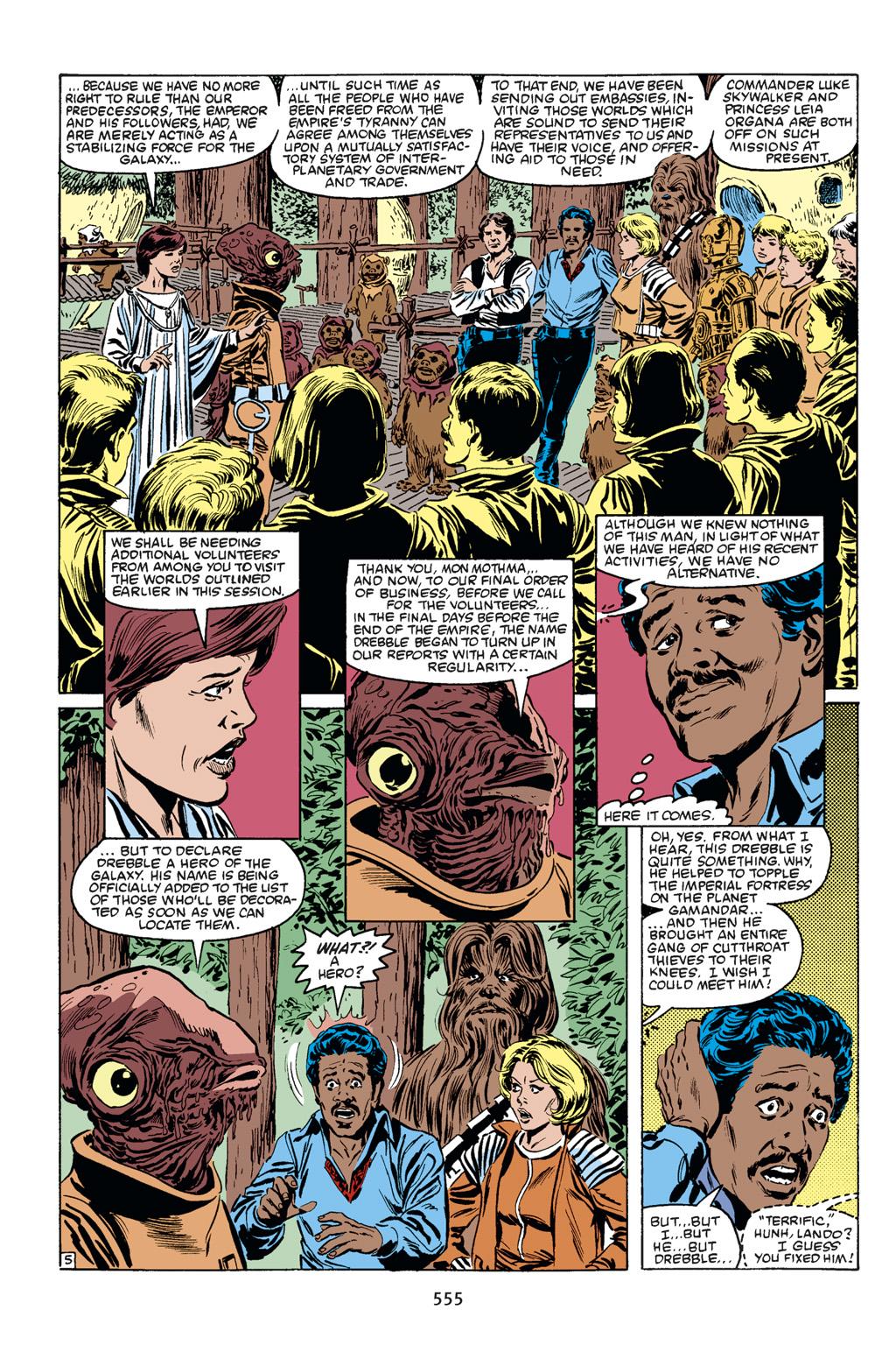 Read online Star Wars Omnibus comic -  Issue # Vol. 18.5 - 268