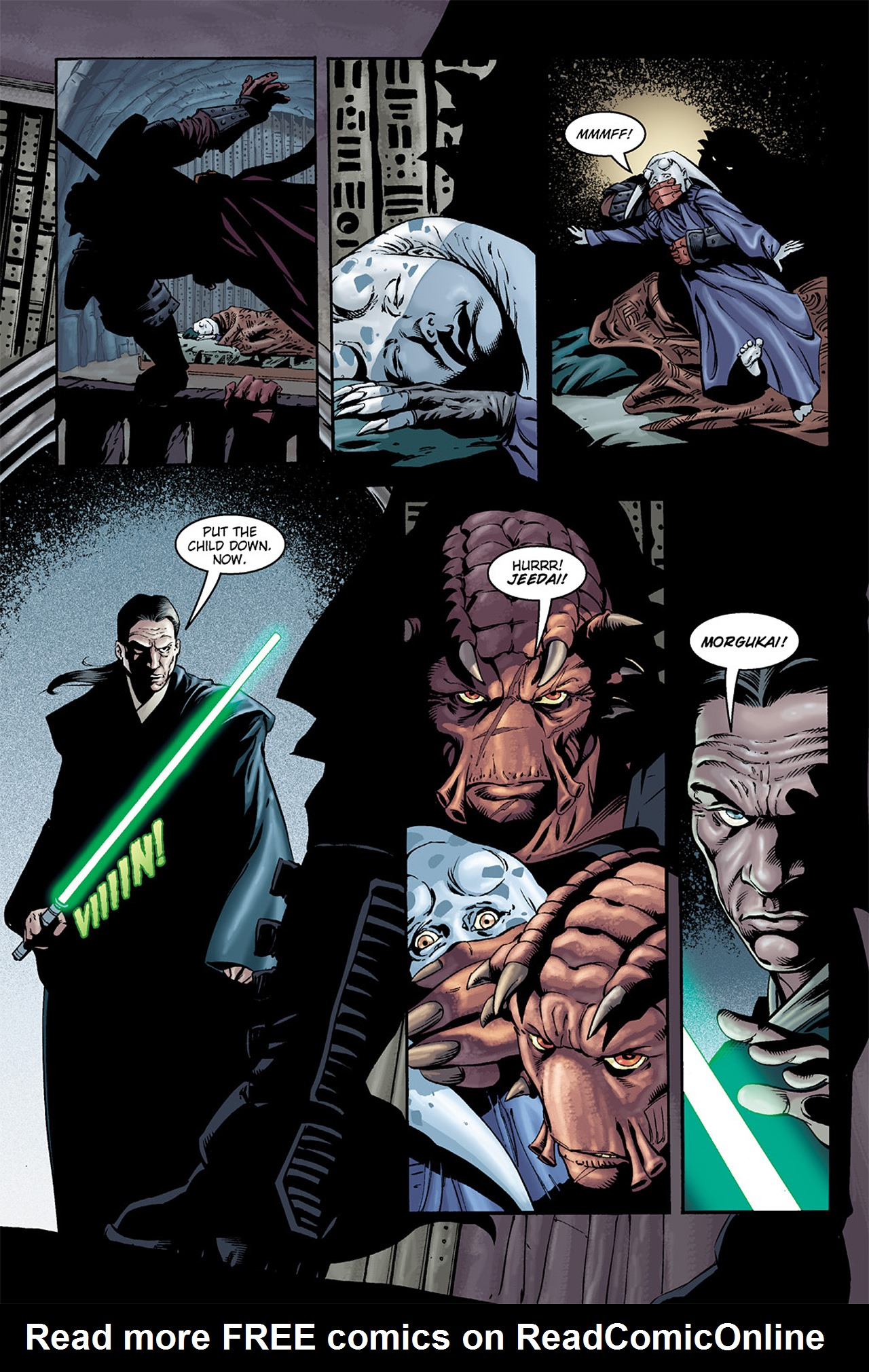 Read online Star Wars Omnibus comic -  Issue # Vol. 15.5 - 145
