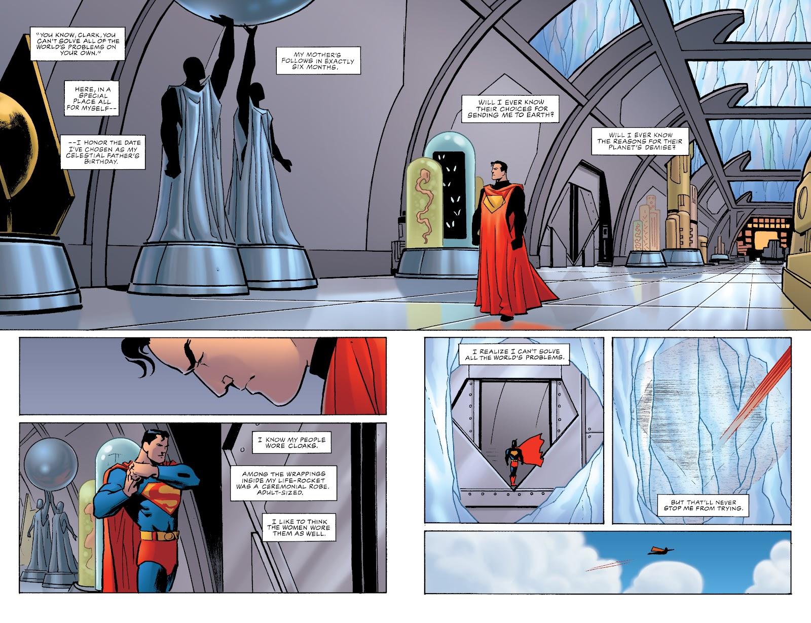 Batman/Superman/Wonder Woman: Trinity issue 1 - Page 14