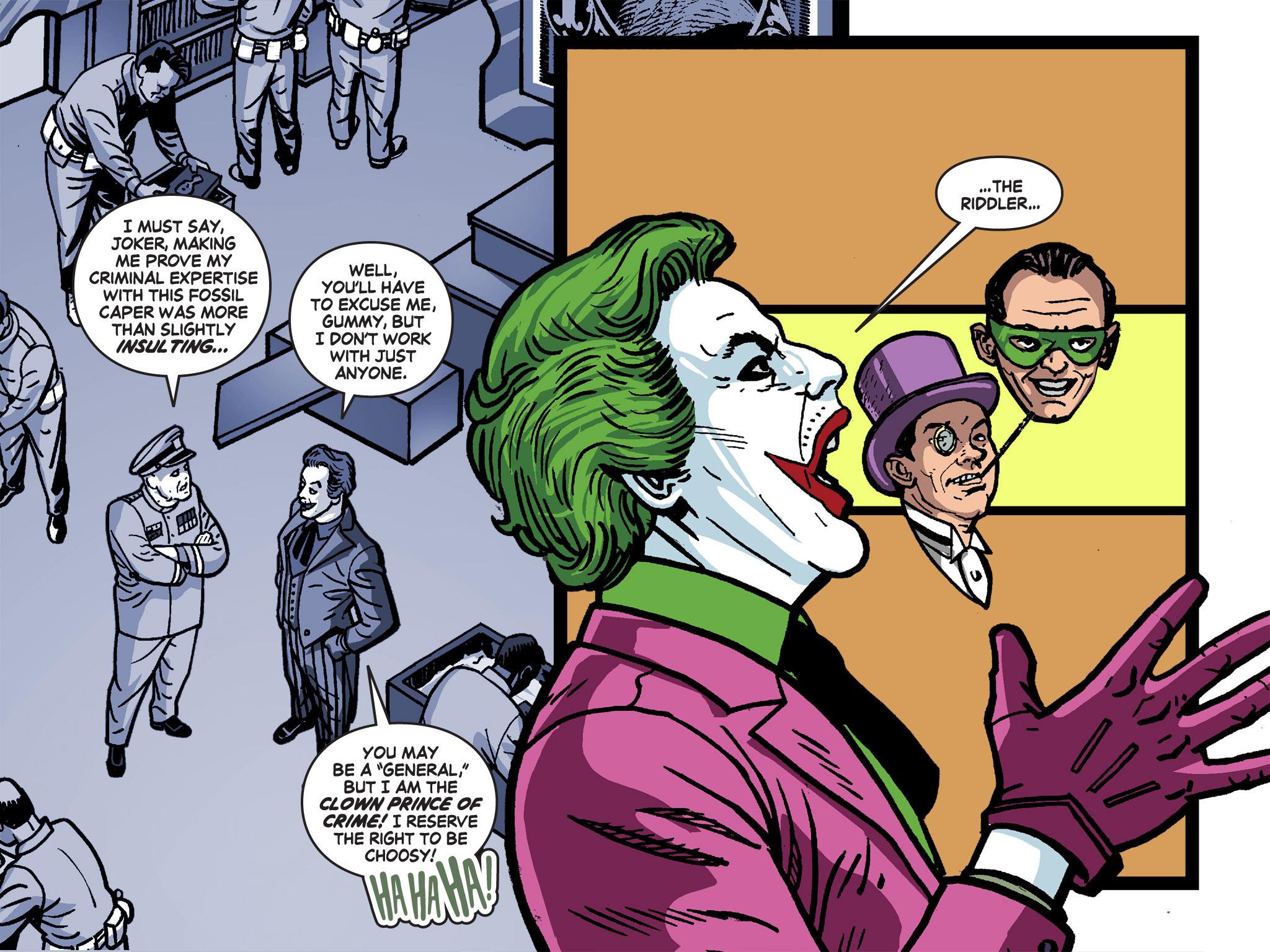 Read online Batman '66 Meets the Green Hornet [II] comic -  Issue #4 - 6