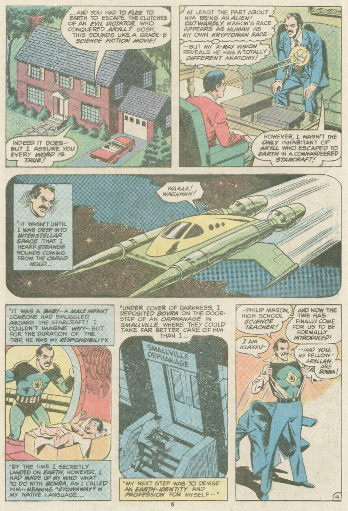 Read The Superman Family Issue 197 Online All Page