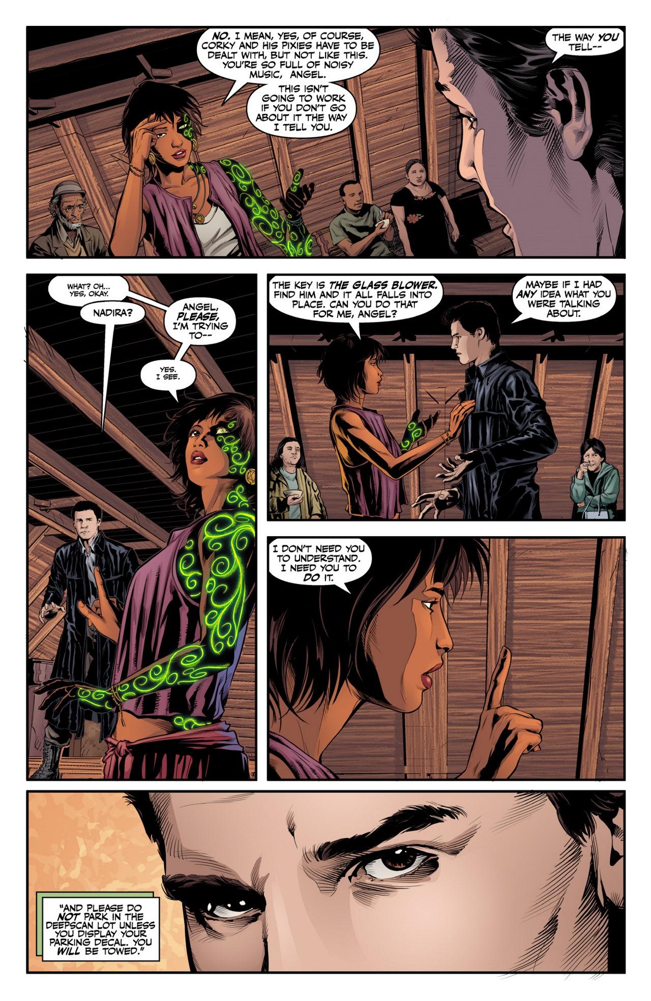 Read online Angel & Faith Season 10 comic -  Issue #2 - 7