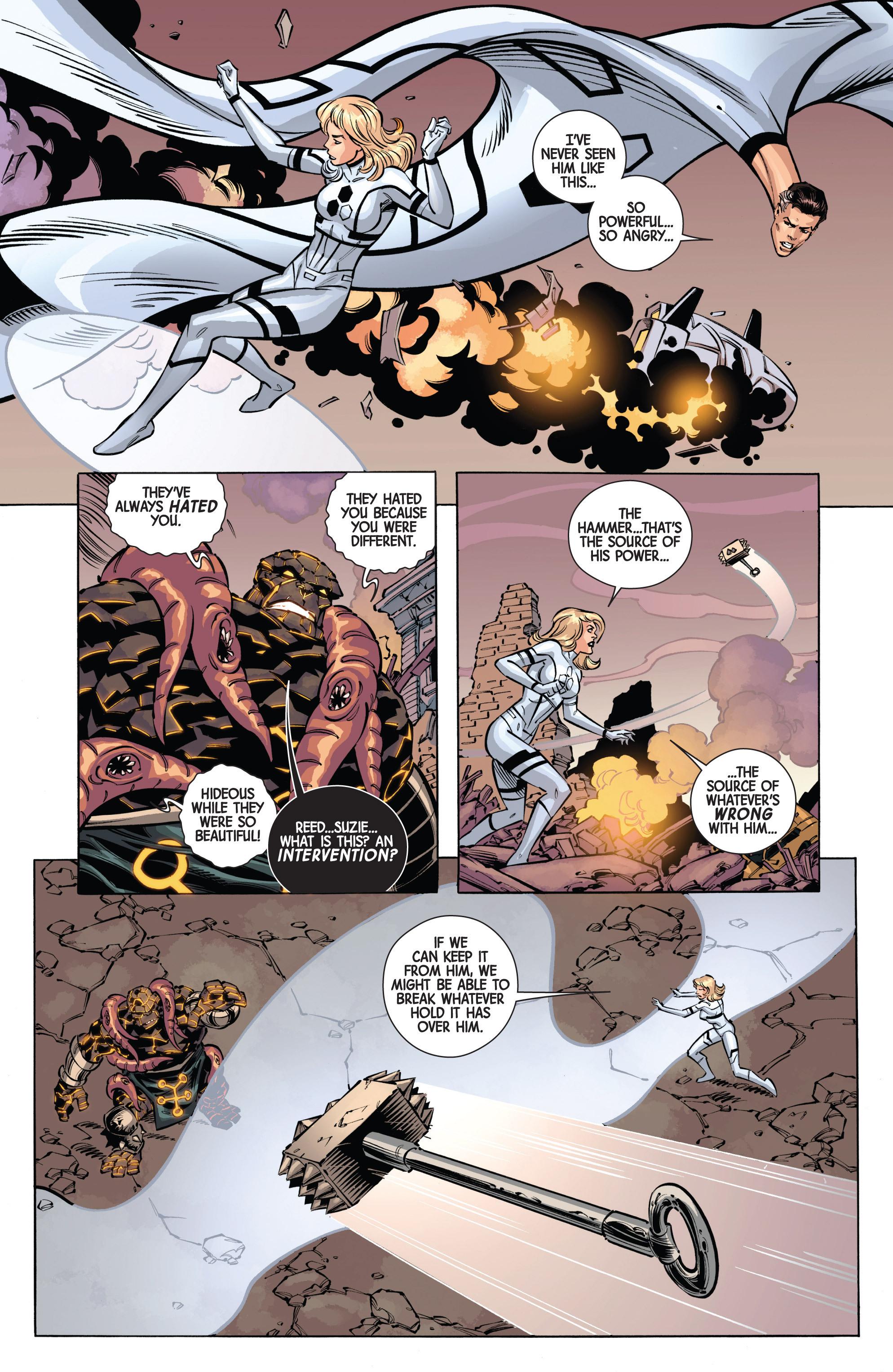 Read online Fear Itself: FF comic -  Issue # Full - 9