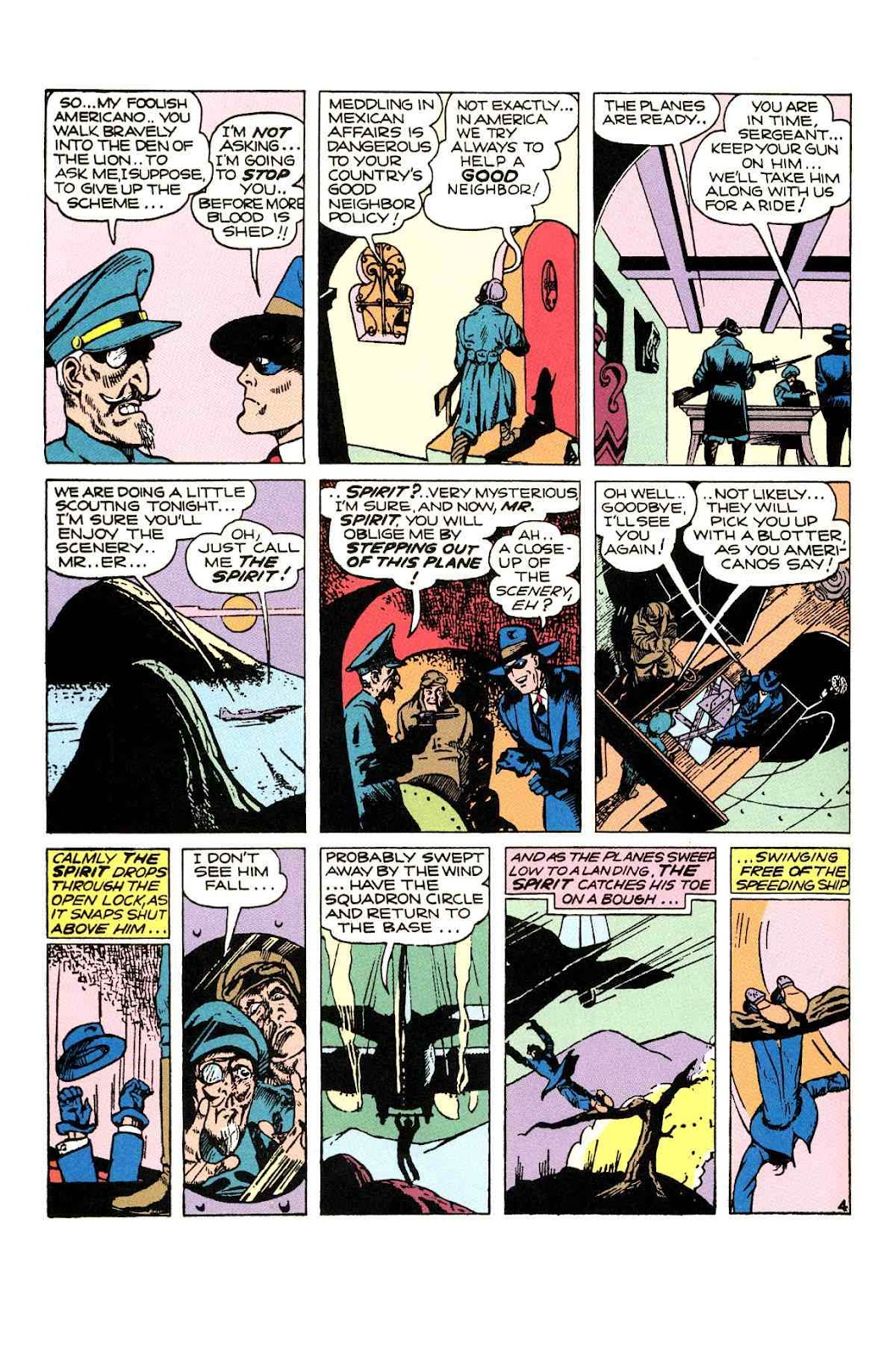 Read online Will Eisner's The Spirit Archives comic -  Issue # TPB 2 (Part 1) - 28