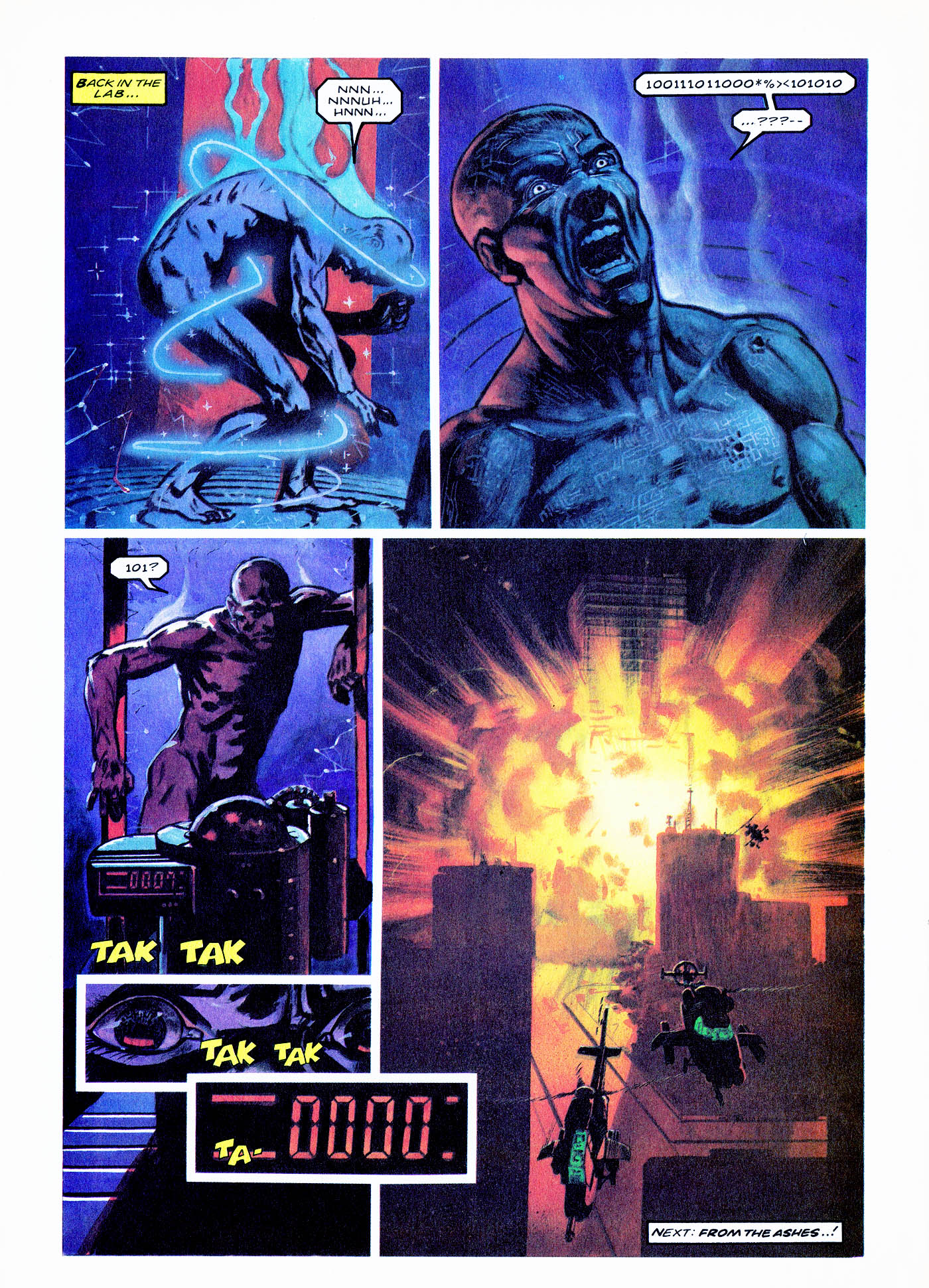 Read online Overkill comic -  Issue #2 - 22