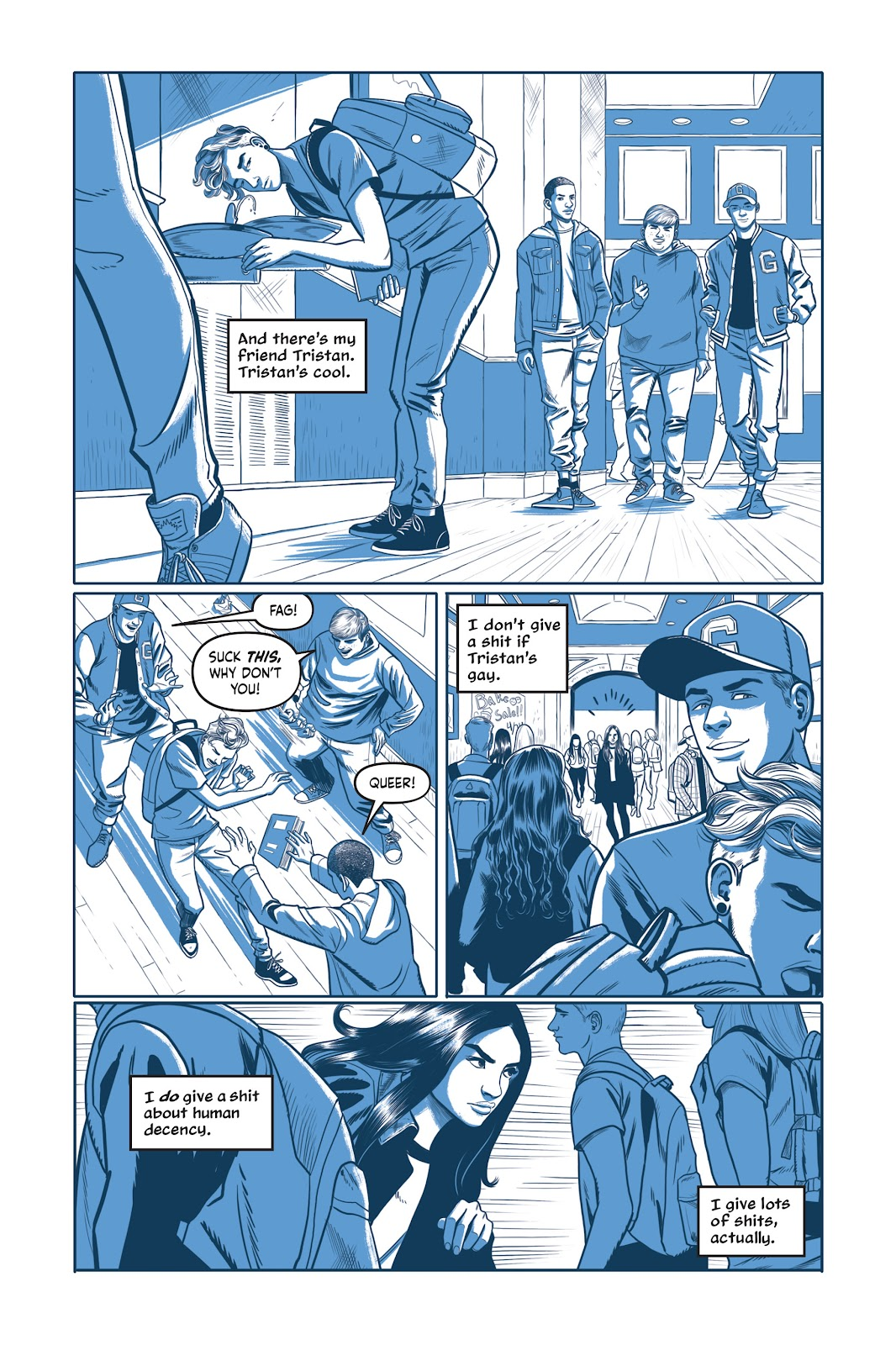 Read online Under the Moon: A Catwoman Tale comic -  Issue # TPB (Part 1) - 30