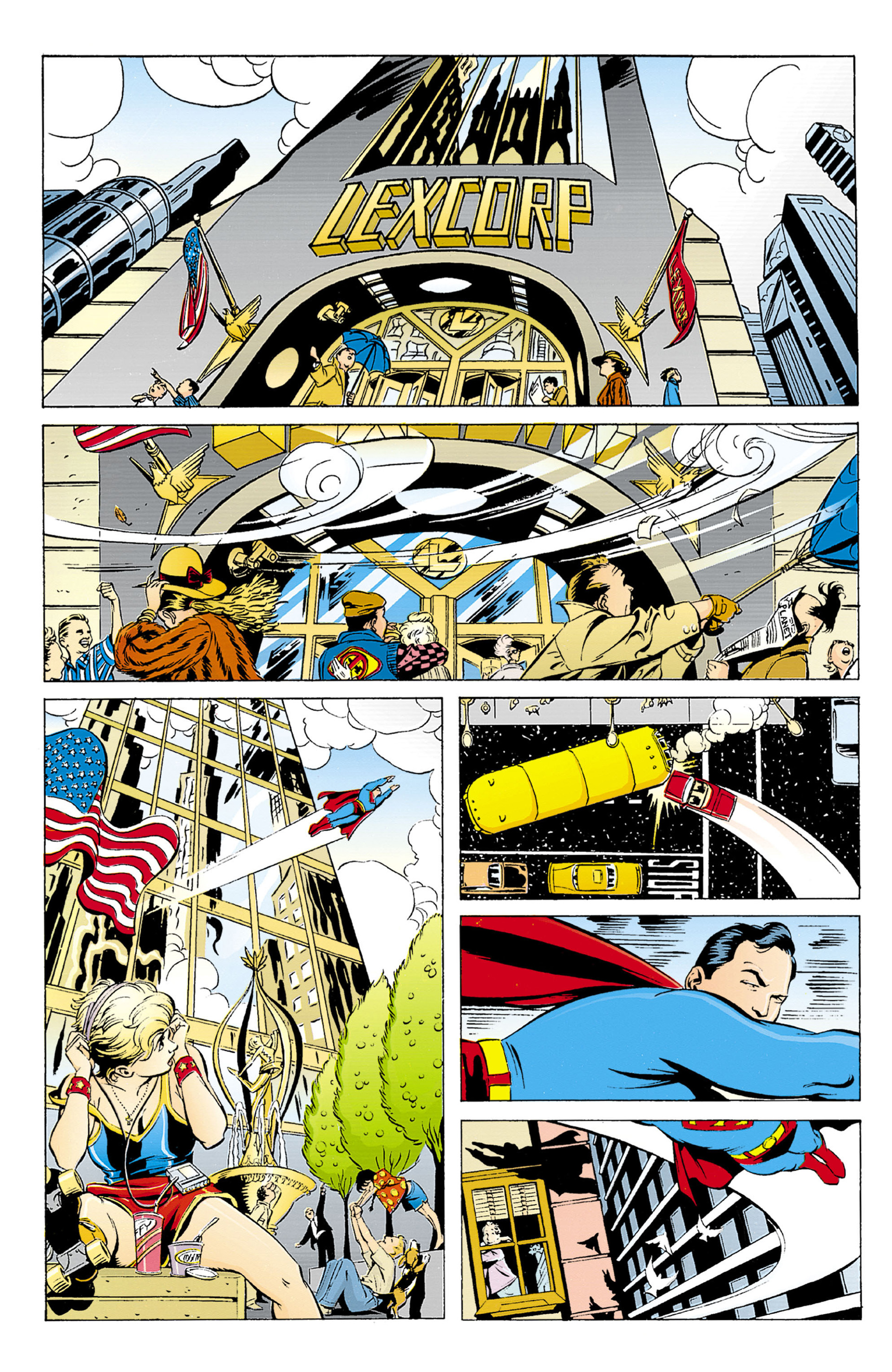 Read online World's Finest (1990) comic -  Issue #1 - 12