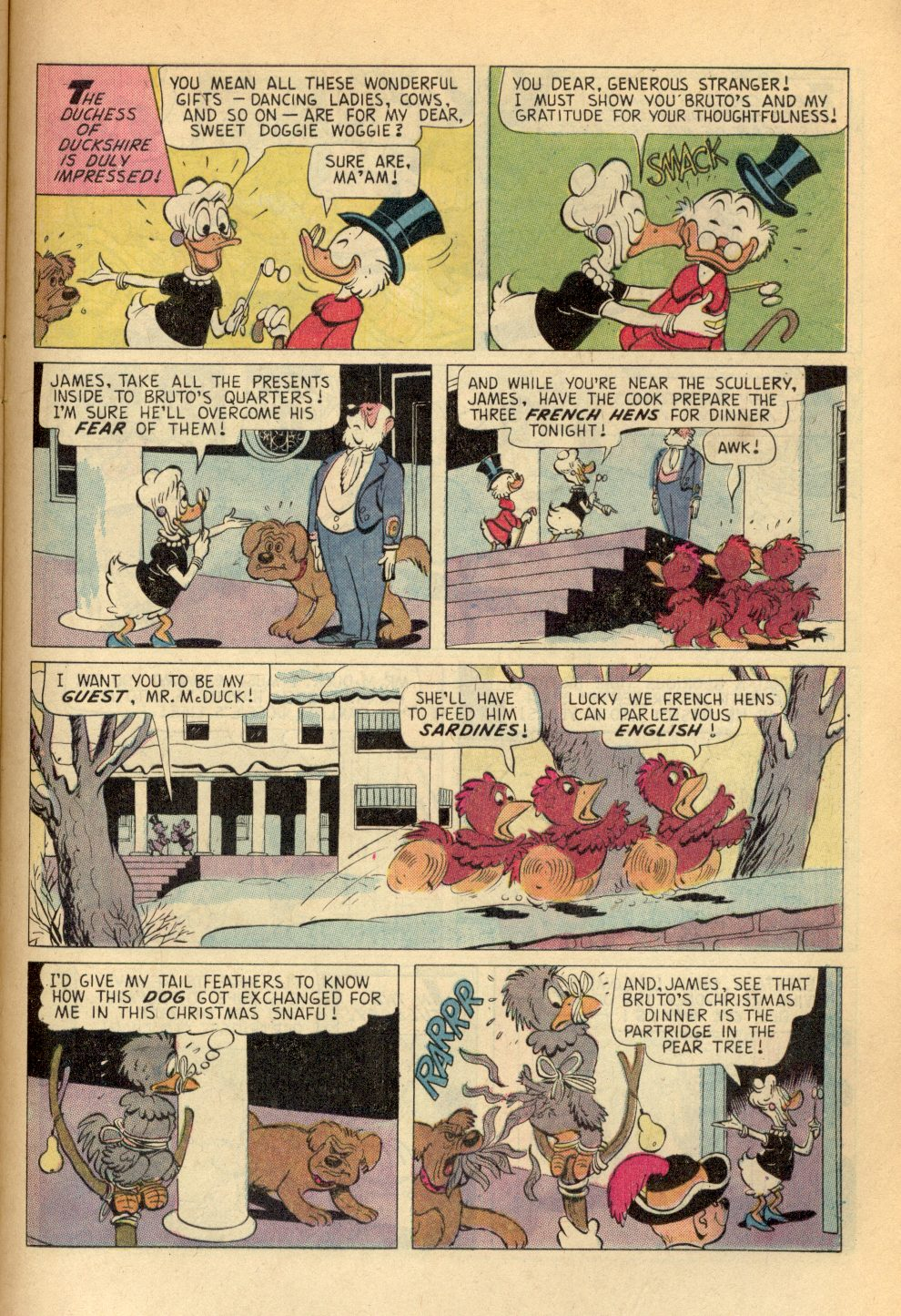 Read online Uncle Scrooge (1953) comic -  Issue #96 - 25