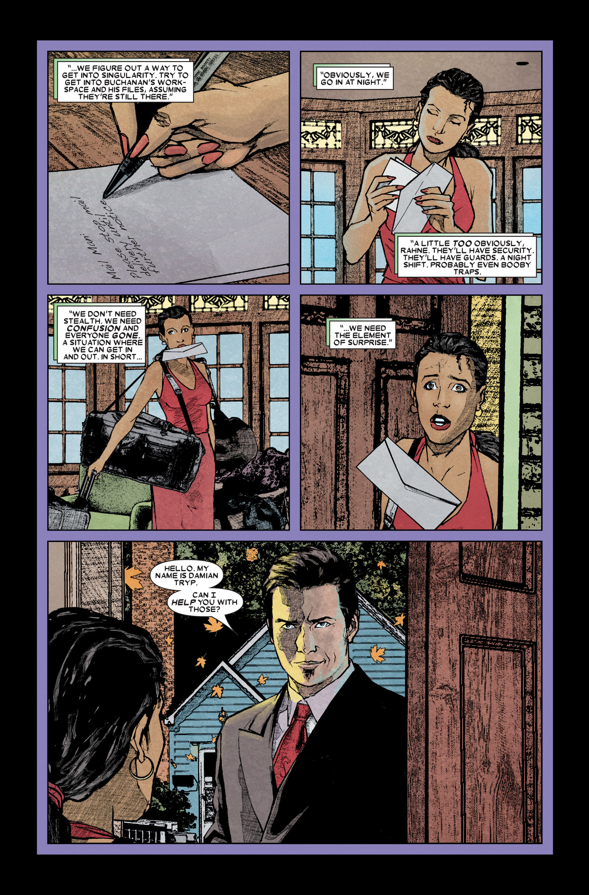 Read online X-Factor (2006) comic -  Issue #11 - 19