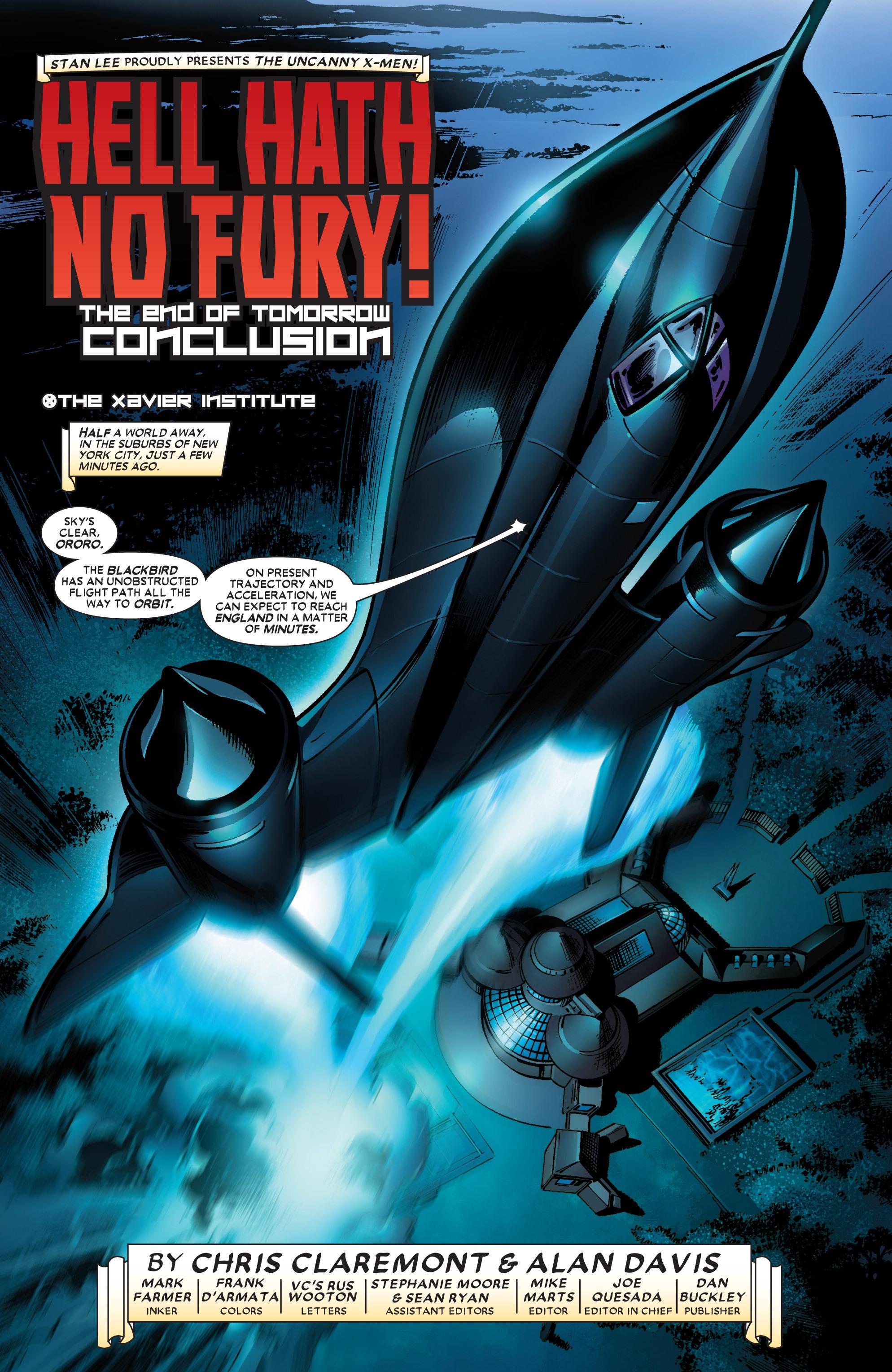 Read online Uncanny X-Men (1963) comic -  Issue #447 - 4
