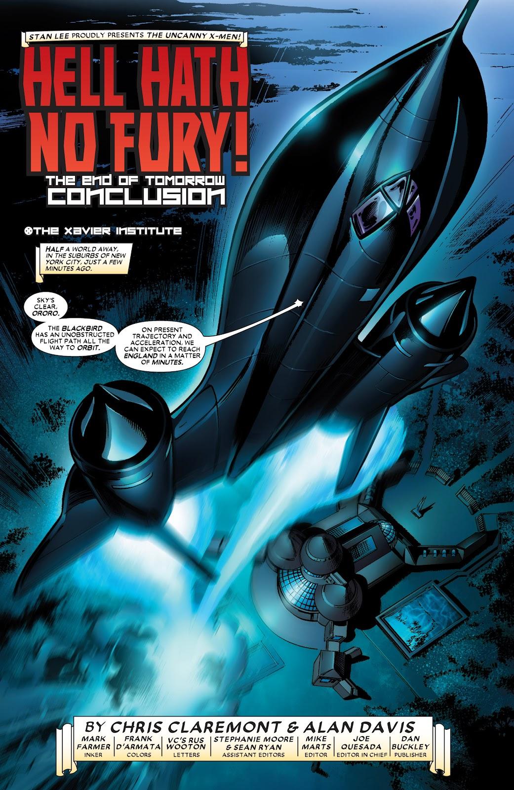 Uncanny X-Men (1963) issue 447 - Page 4