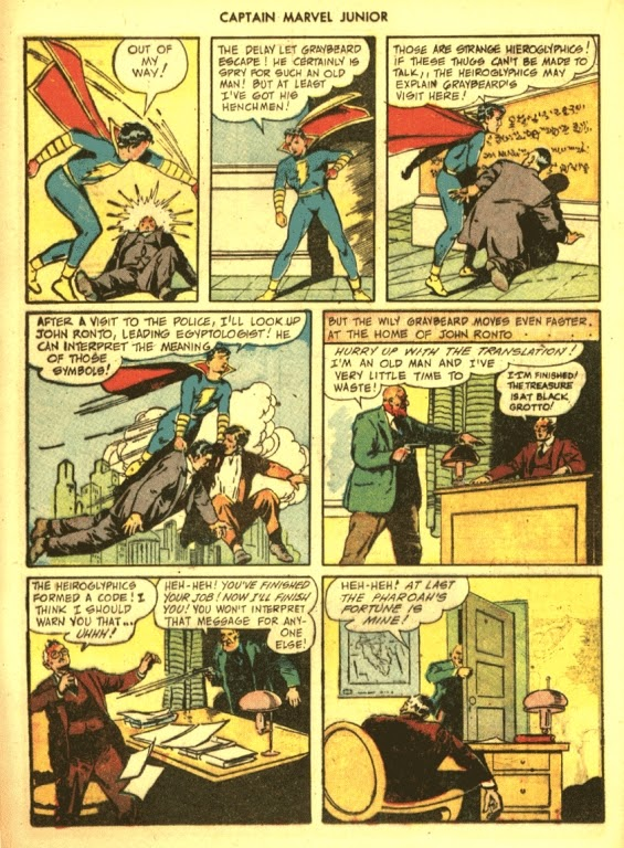 Captain Marvel, Jr. issue 39 - Page 14