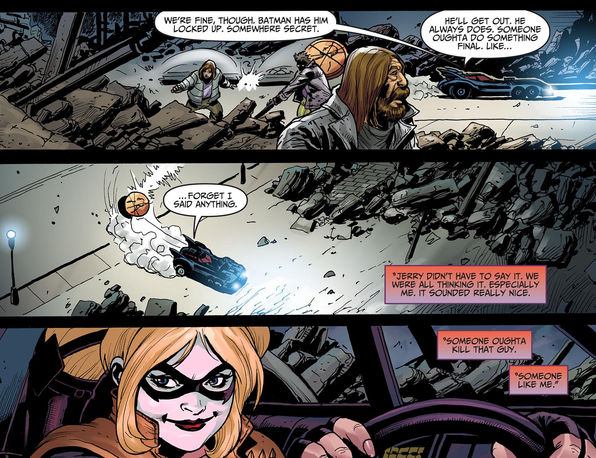 Read online Injustice: Ground Zero comic -  Issue #13 - 19