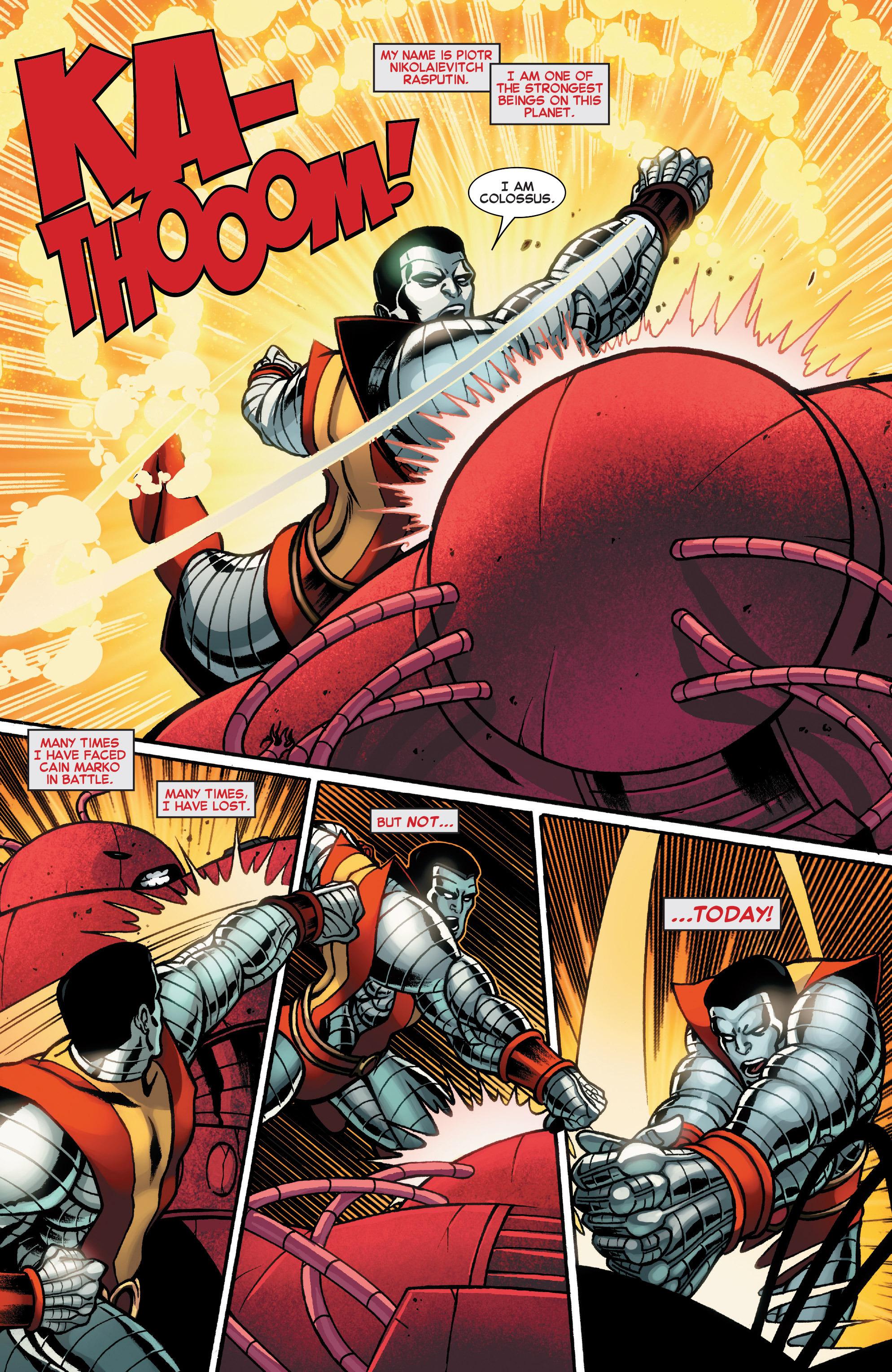 Read online Amazing X-Men (2014) comic -  Issue #19 - 14