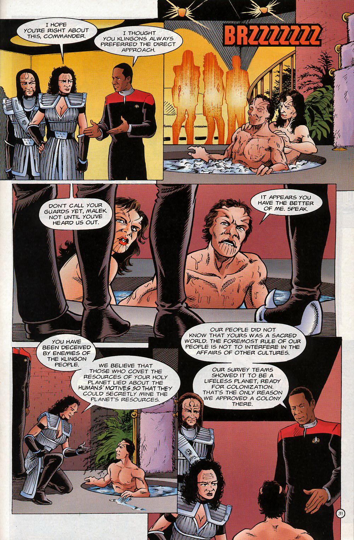 Read online Star Trek: Deep Space Nine - Lightstorm comic -  Issue # Full - 31