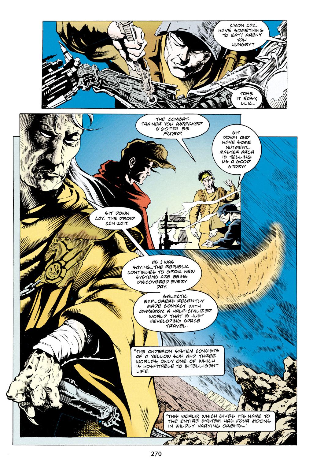 Read online Star Wars Omnibus comic -  Issue # Vol. 4 - 259