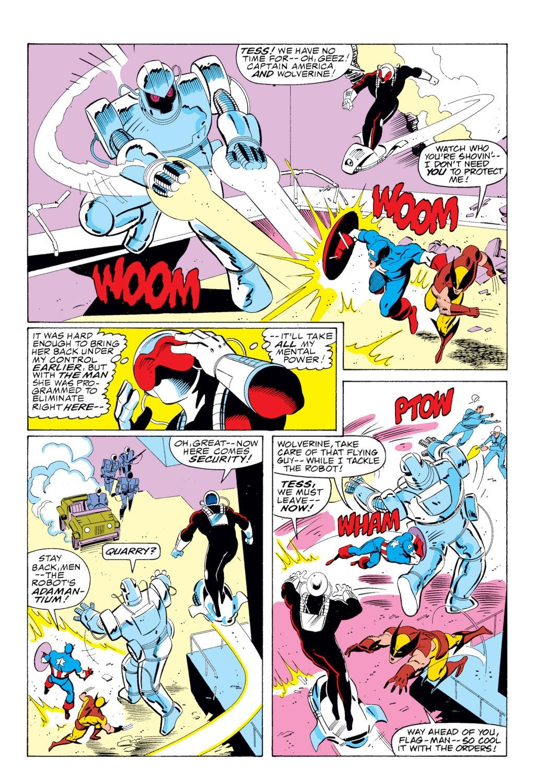 Read online Captain America (1968) comic -  Issue # _Annual 8 - 26
