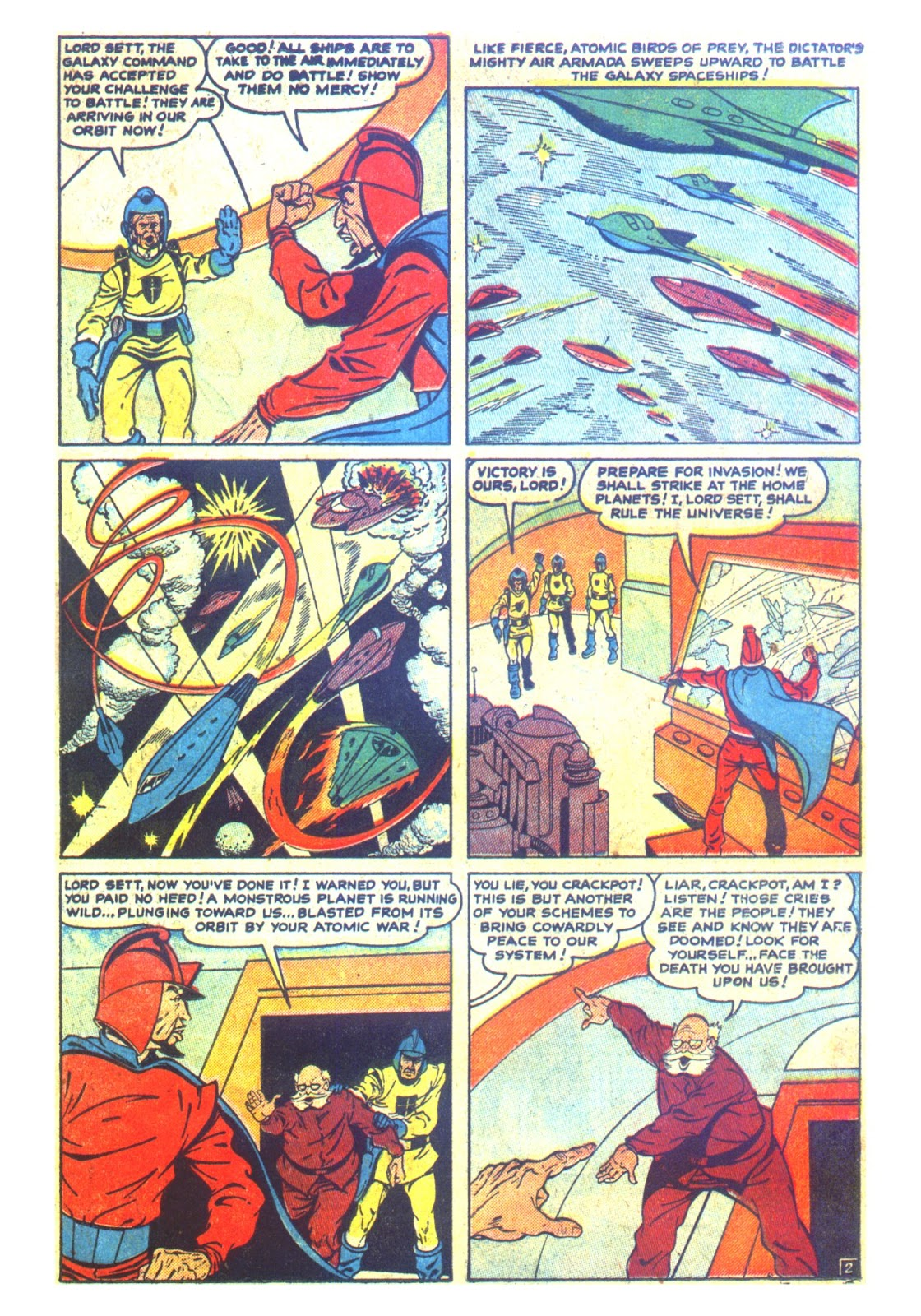 Journey Into Unknown Worlds (1950) issue 37 - Page 11