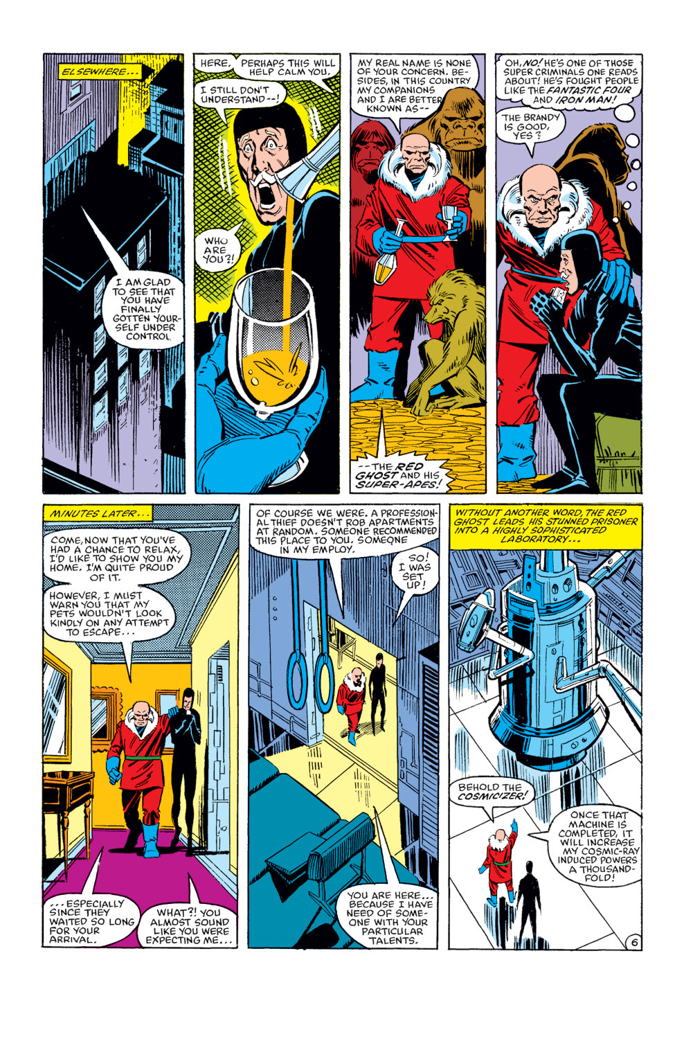 The Amazing Spider-Man (1963) 255 Page 6