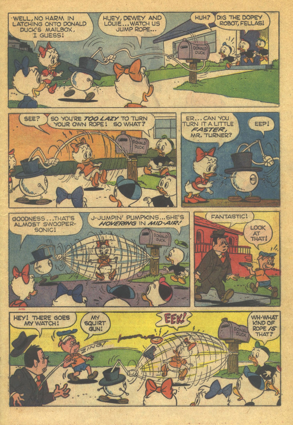 Walt Disney's Comics and Stories issue 331 - Page 21