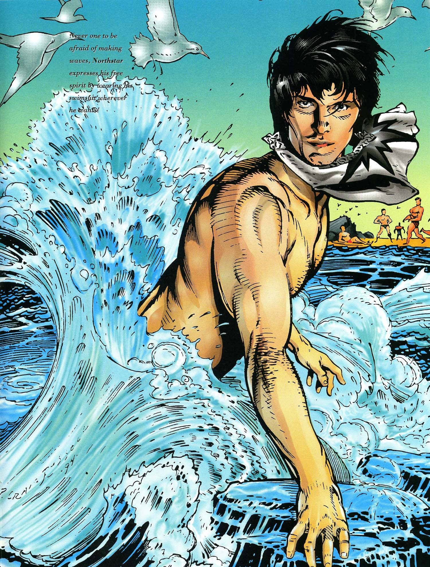 Read online Marvel Swimsuit Special comic -  Issue #3 - 43