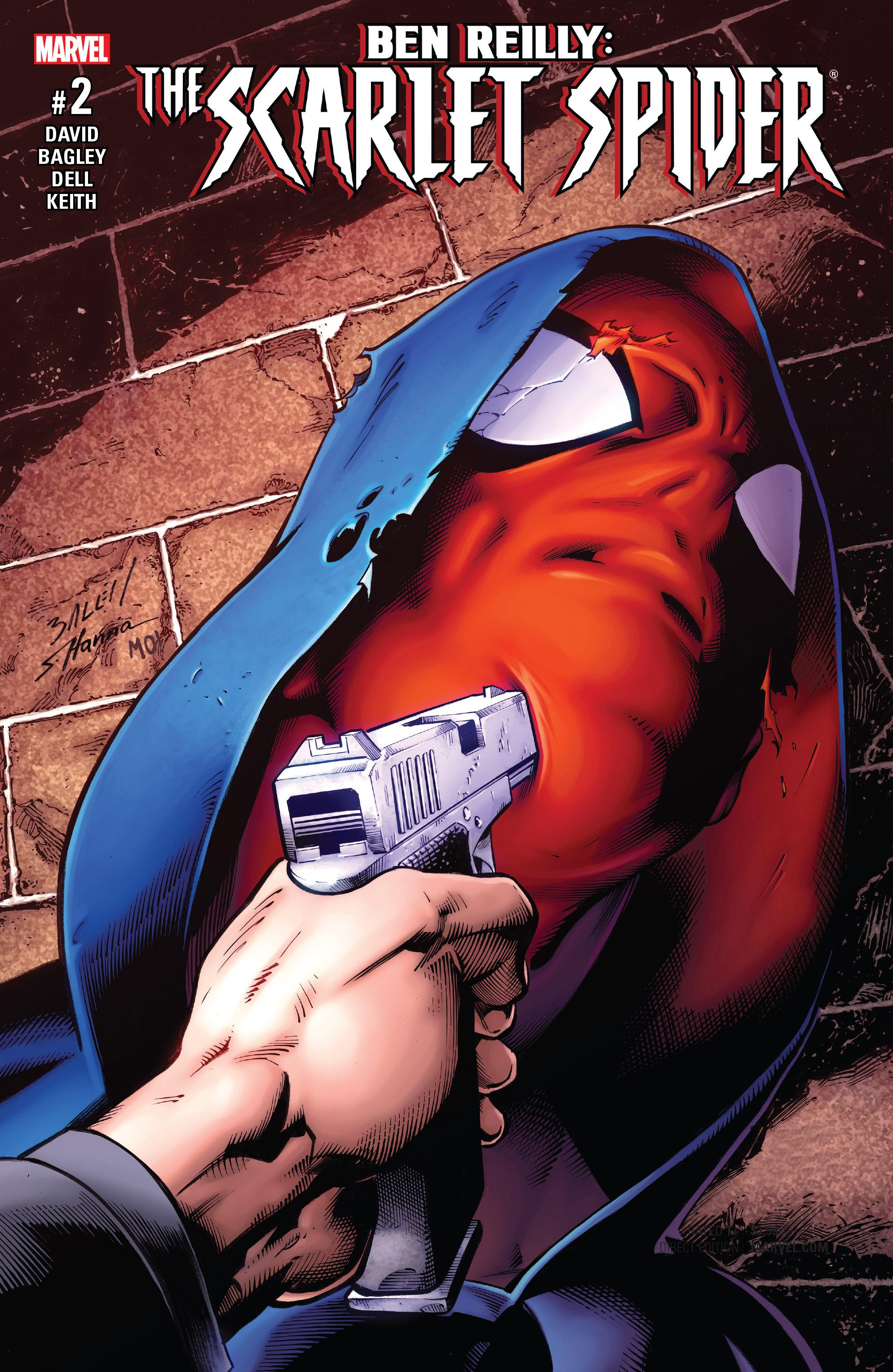 Read online Ben Reilly: Scarlet Spider comic -  Issue #2 - 1