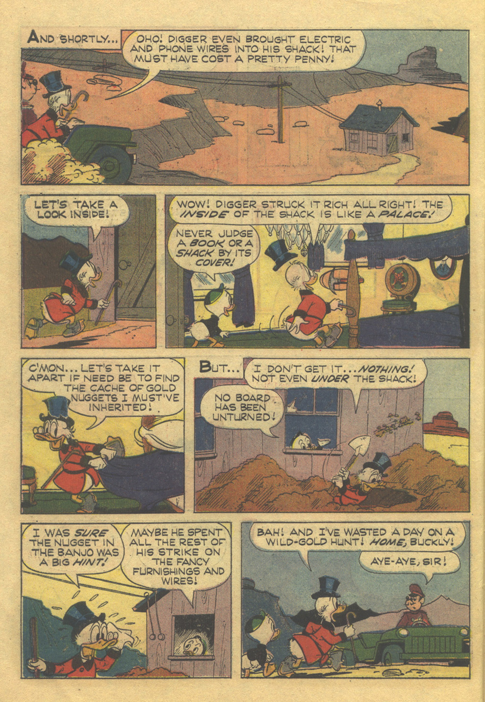 Read online Uncle Scrooge (1953) comic -  Issue #80 - 30