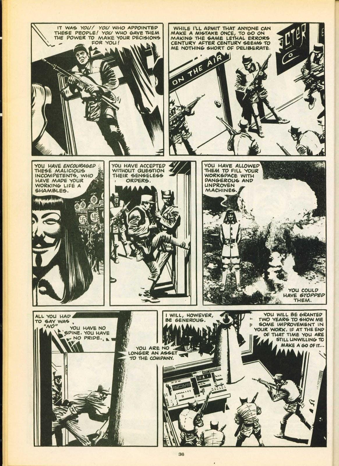 Warrior Issue #16 #17 - English 36
