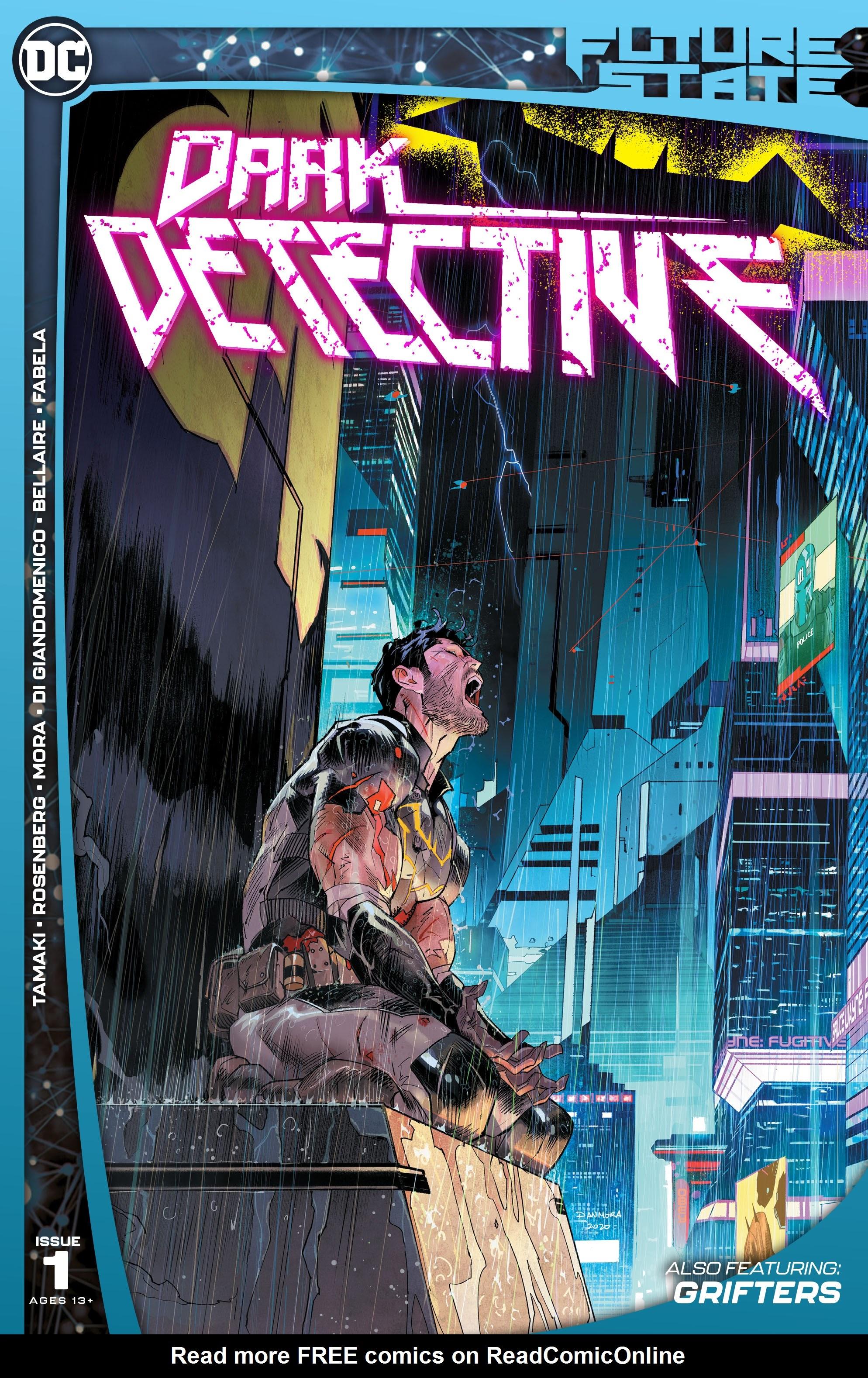 Future State: Dark Detective 1 Page 1