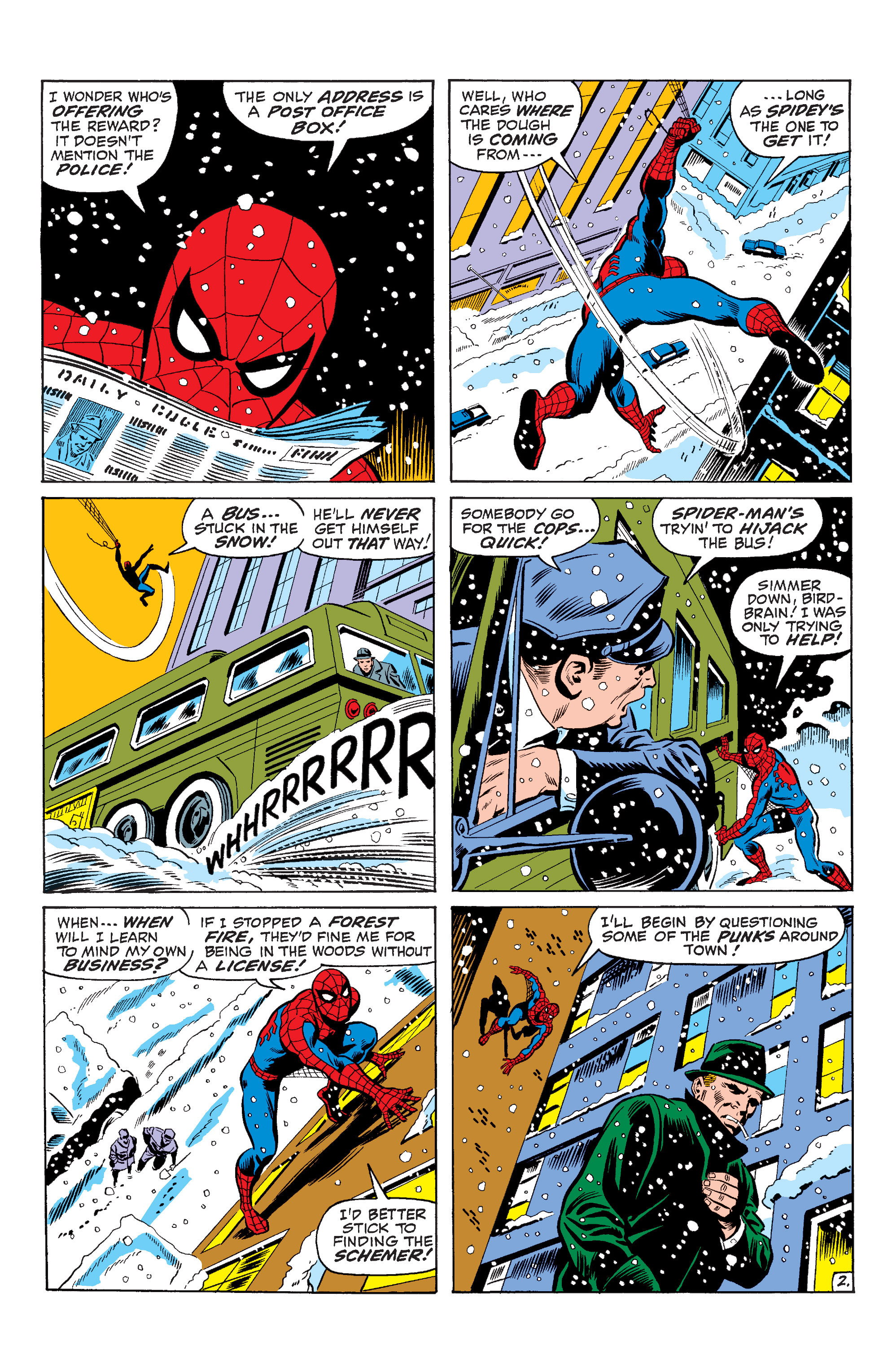 The Amazing Spider-Man (1963) 84 Page 2