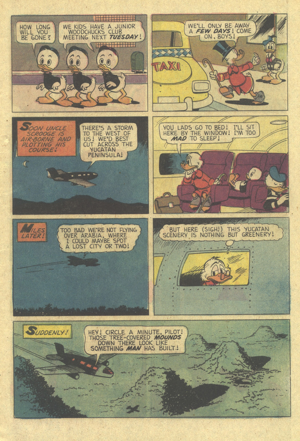Read online Uncle Scrooge (1953) comic -  Issue #113 - 5