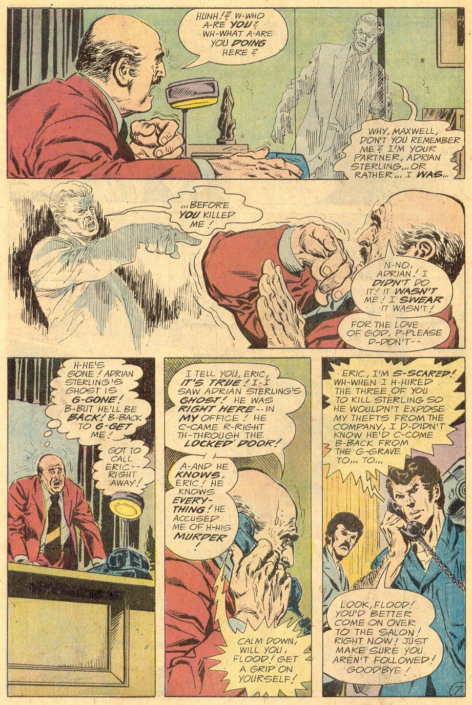 Read online Adventure Comics (1938) comic -  Issue #432 - 8