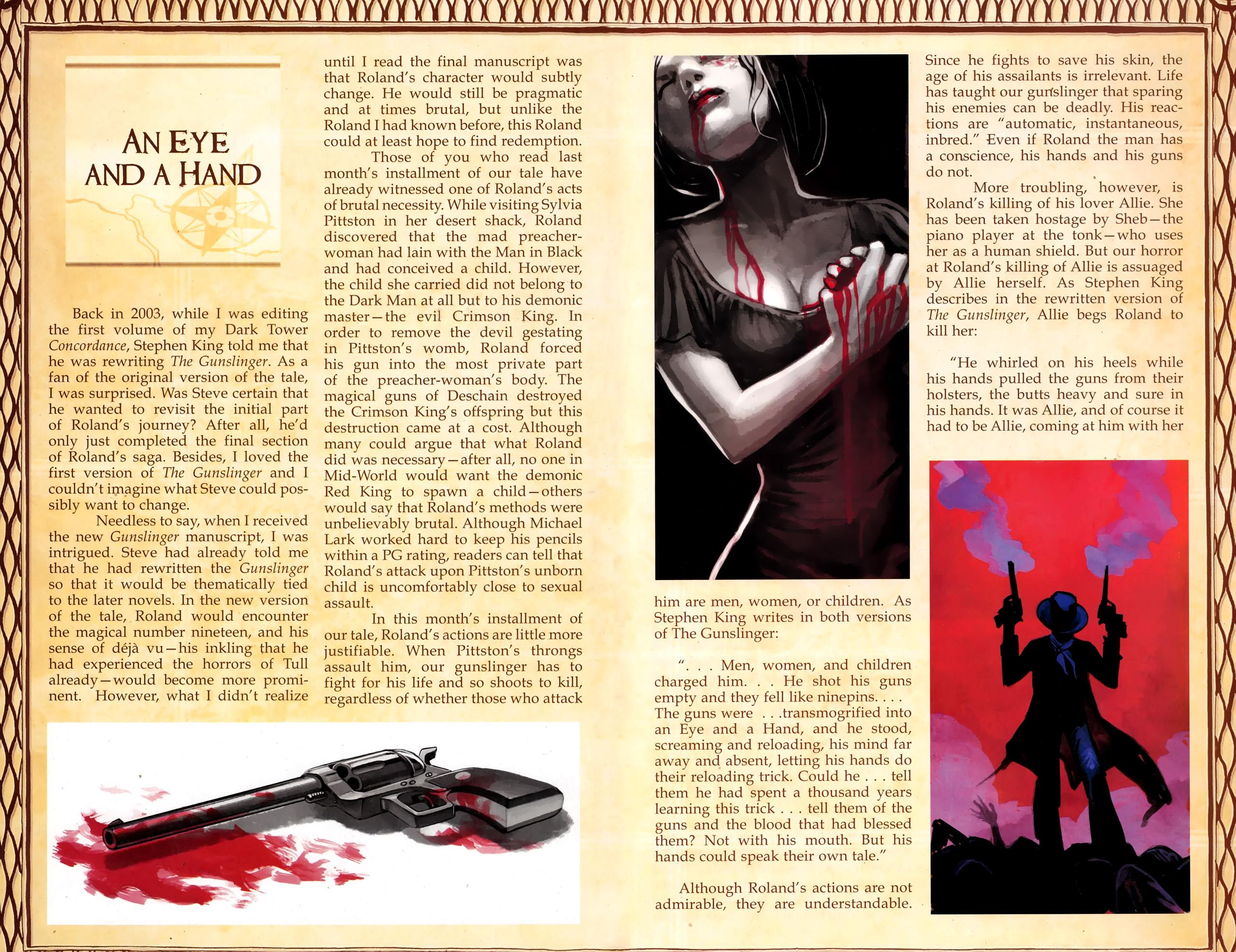 Read online Dark Tower: The Gunslinger - The Battle of Tull comic -  Issue #5 - 24