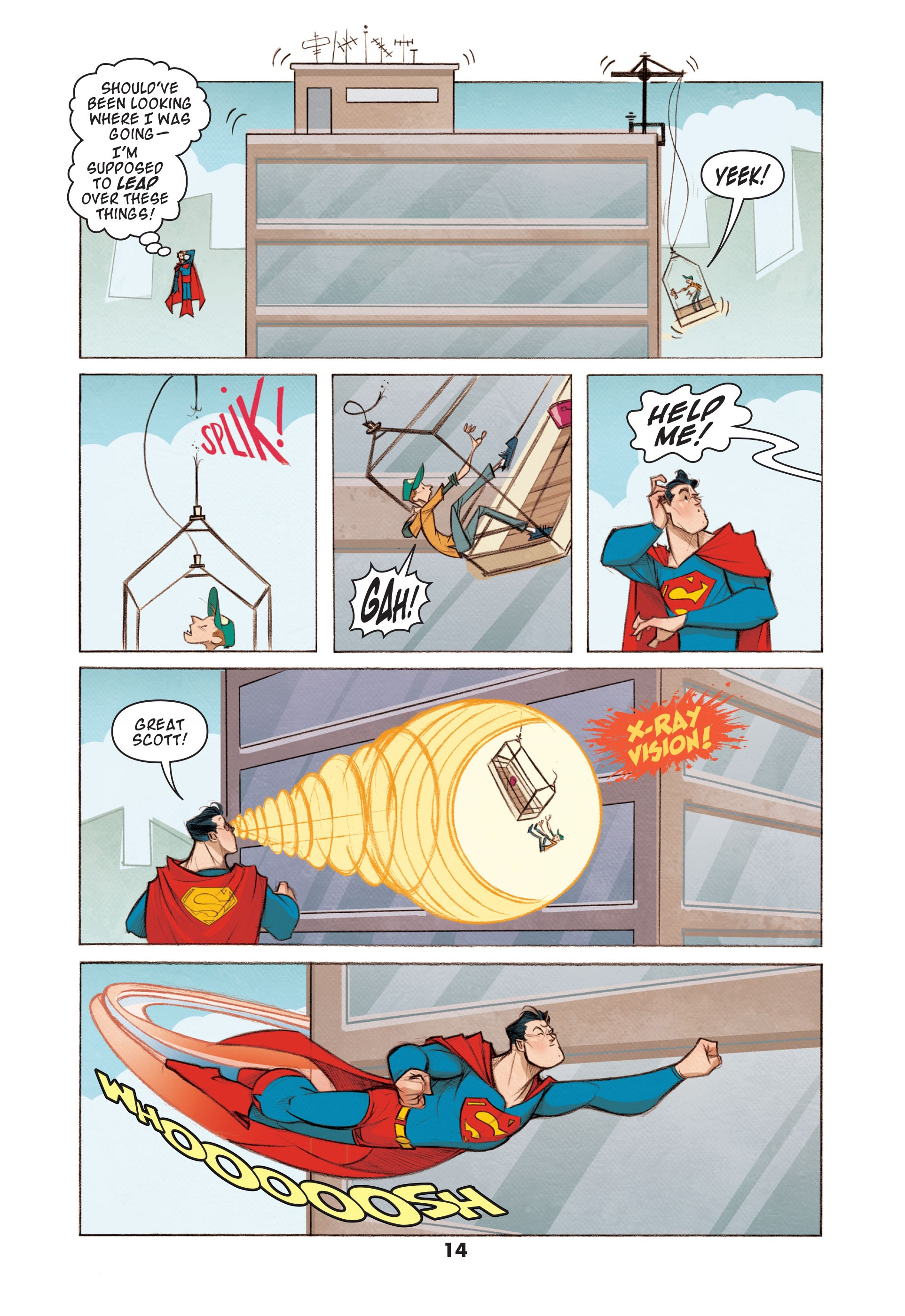 Dear Justice League #TPB_(Part_1) #2 - English 12