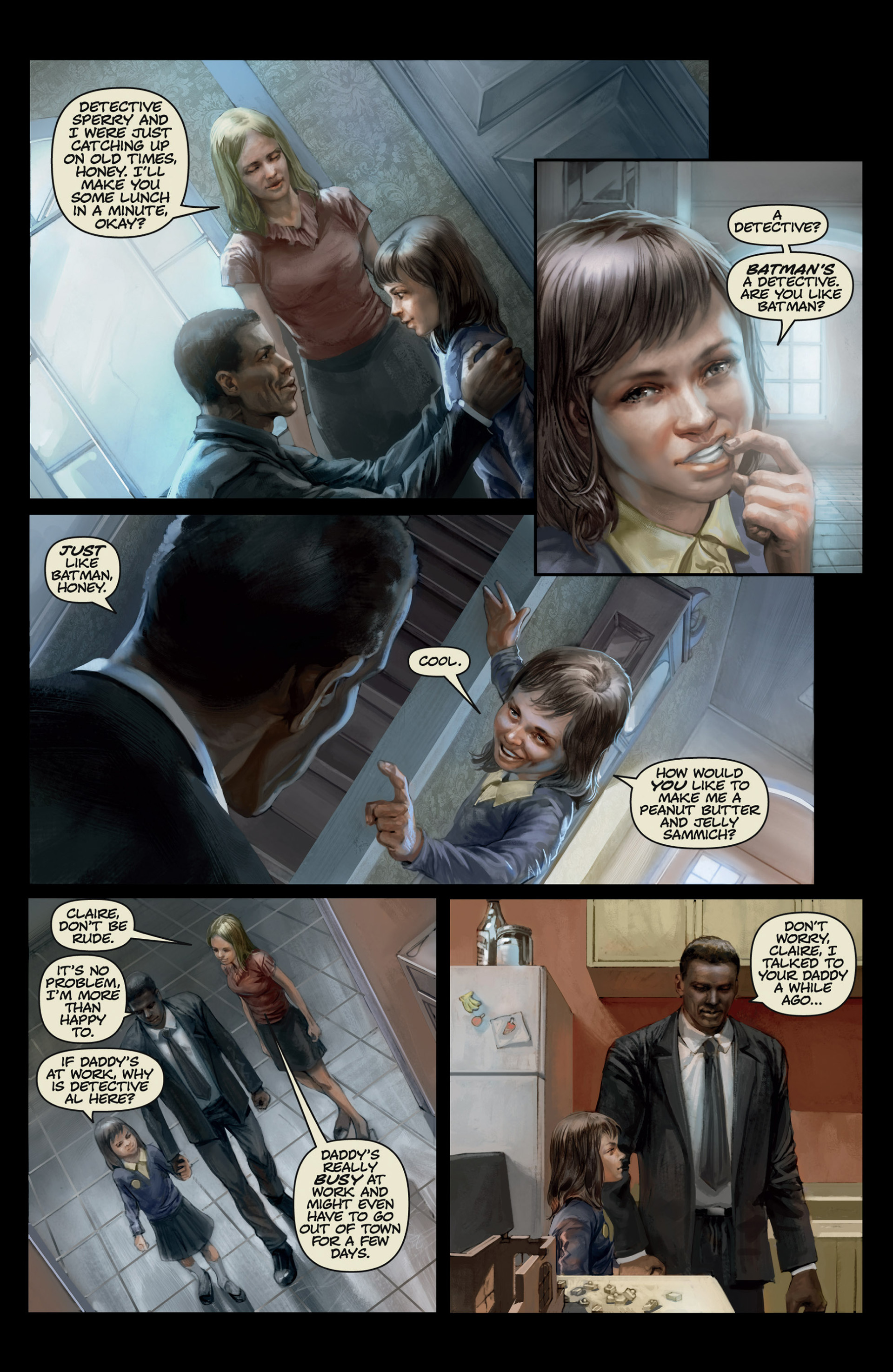 Read online Abattoir comic -  Issue #3 - 5
