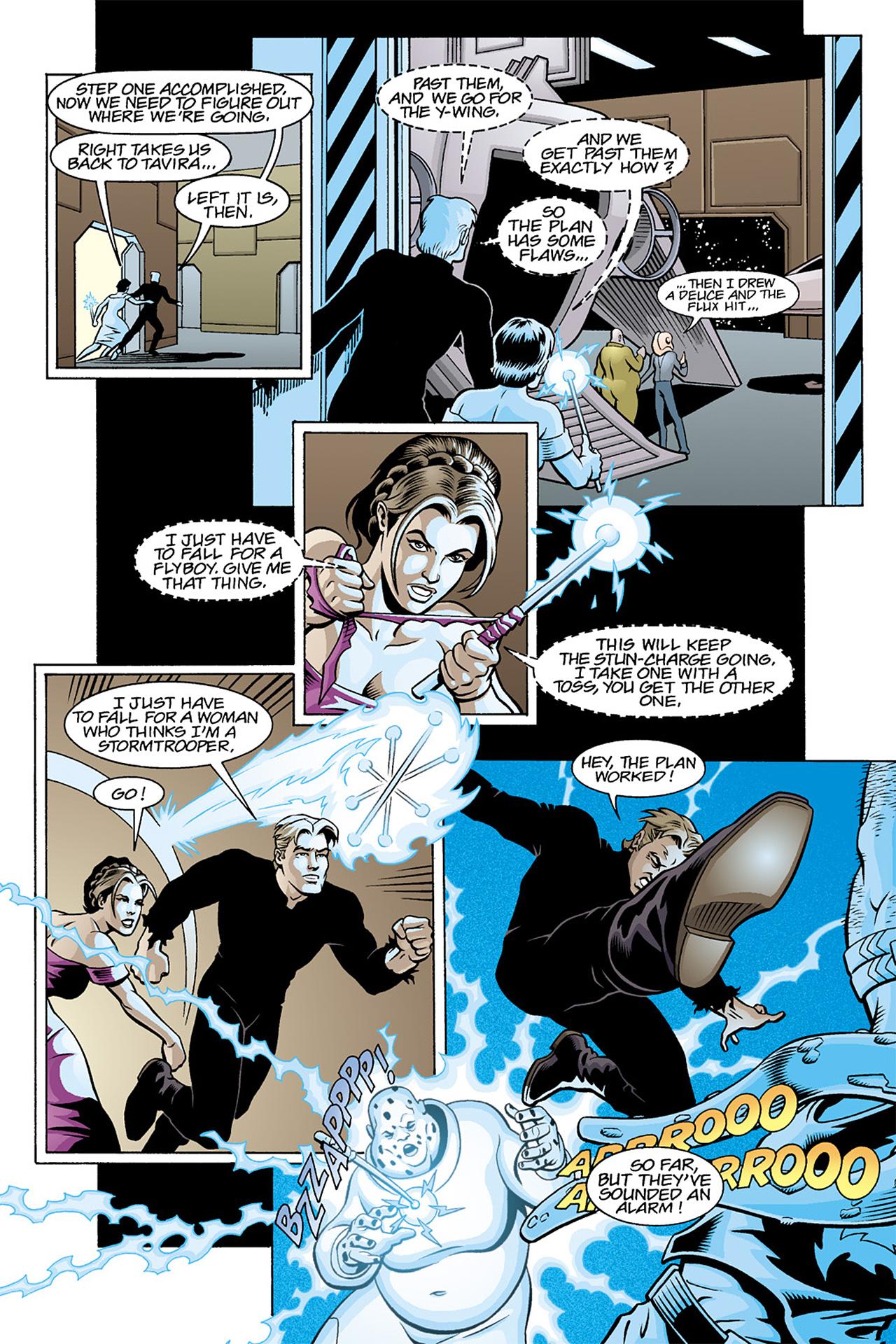 Read online Star Wars Omnibus comic -  Issue # Vol. 3 - 232