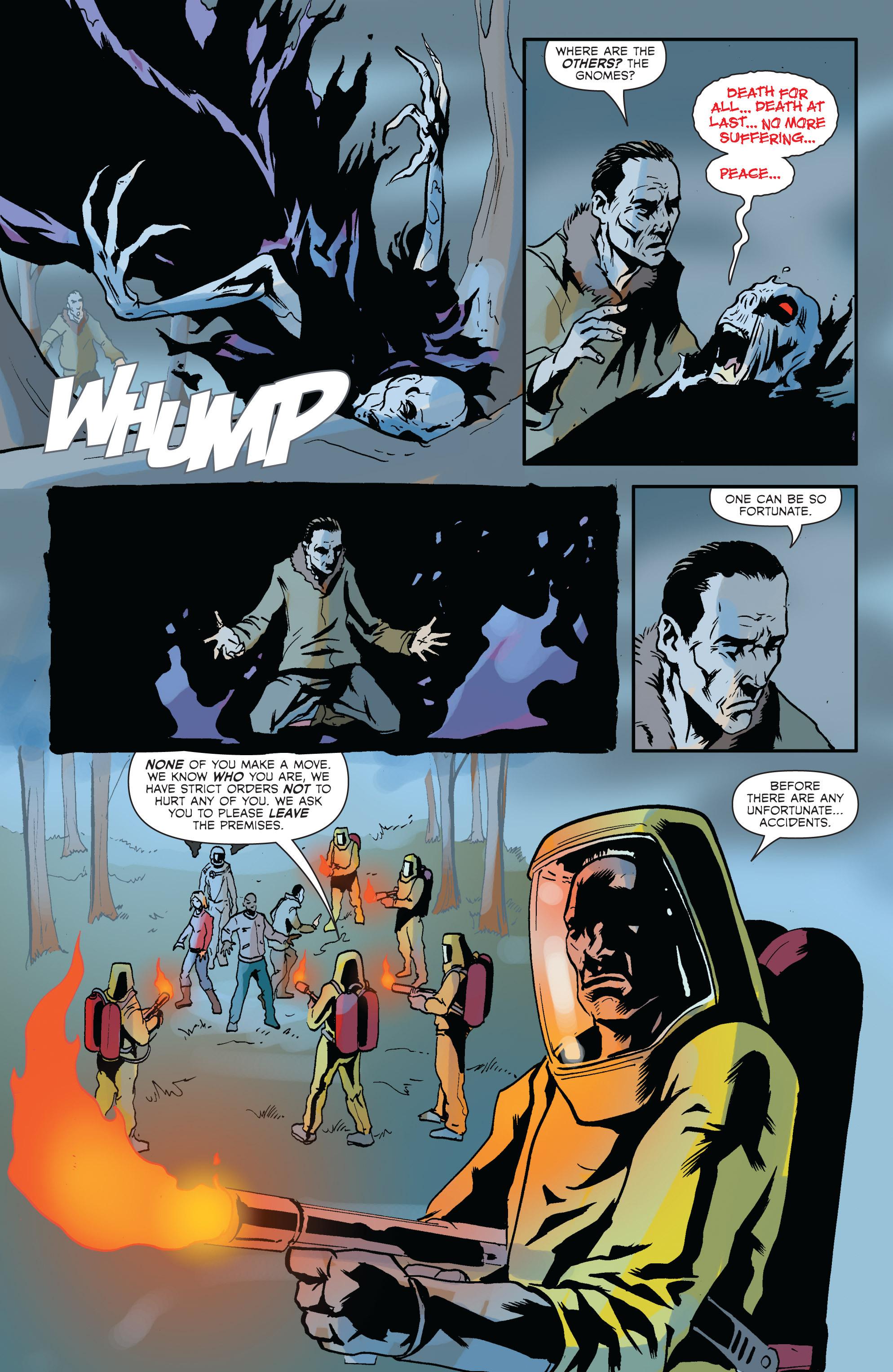Read online Hoax Hunters (2012) comic -  Issue # TPB 2 - 65