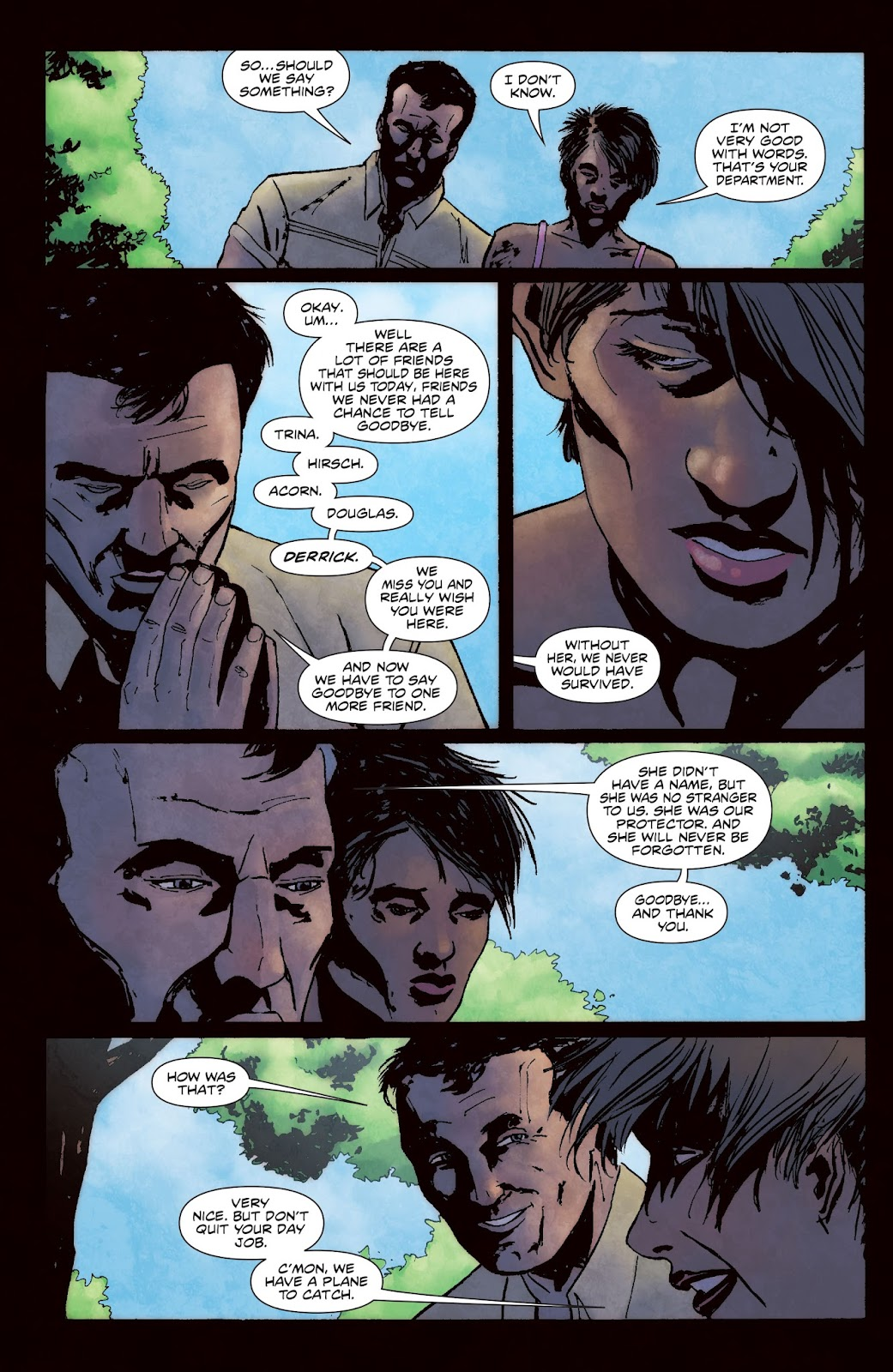 28 Days Later issue 24 - Page 18